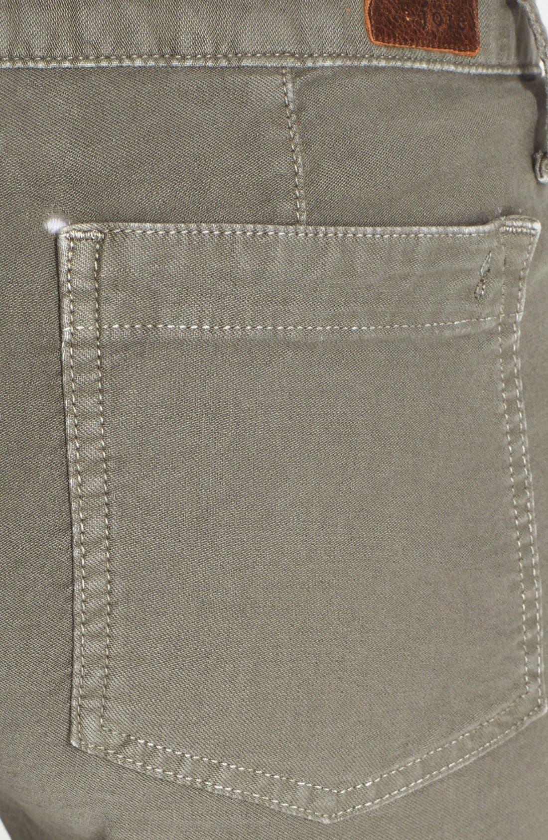 Painter Cotton & Linen Pants,                             Alternate thumbnail 12, color,