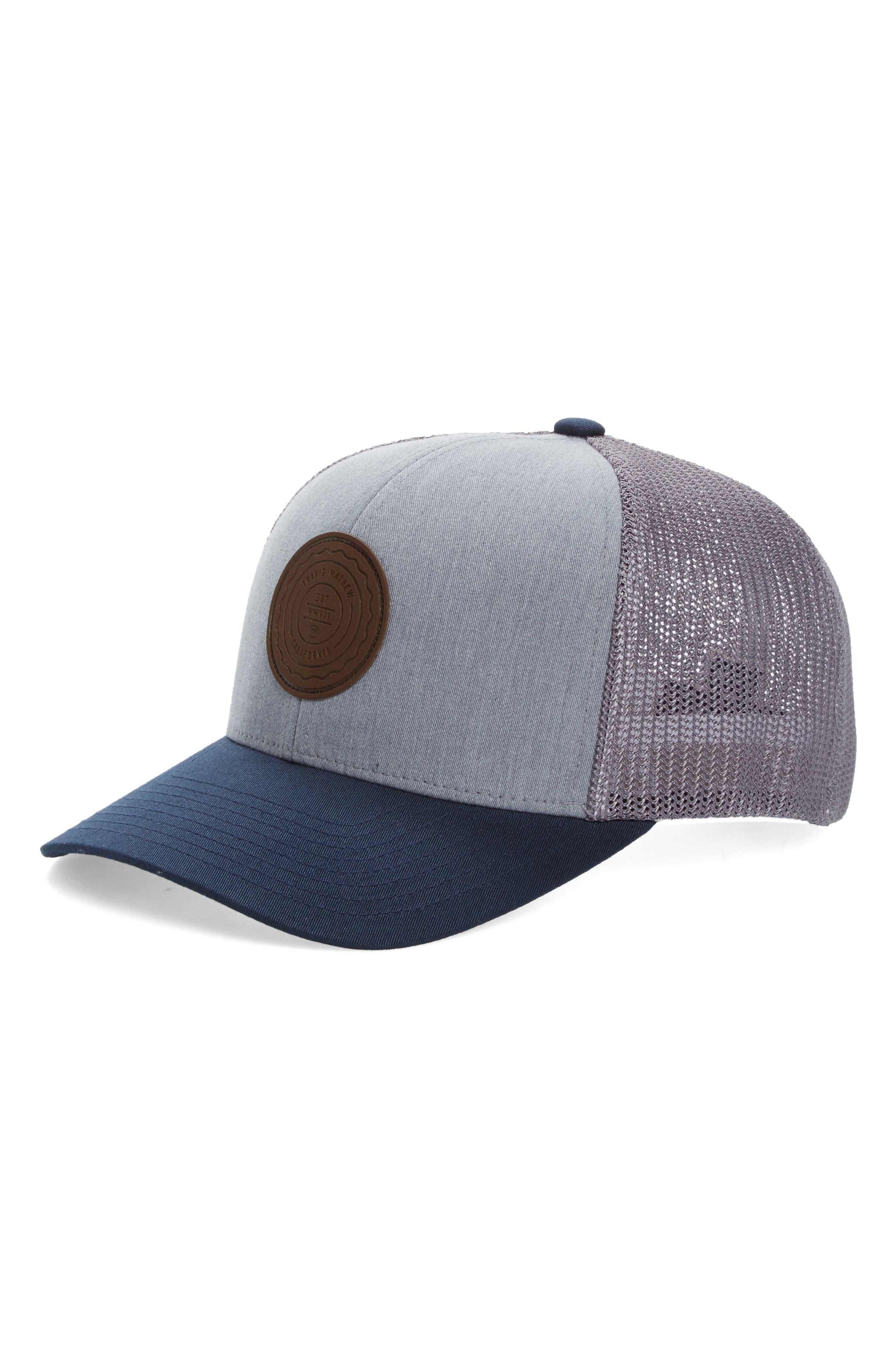 Murdock Trucker Cap,                         Main,                         color, 020