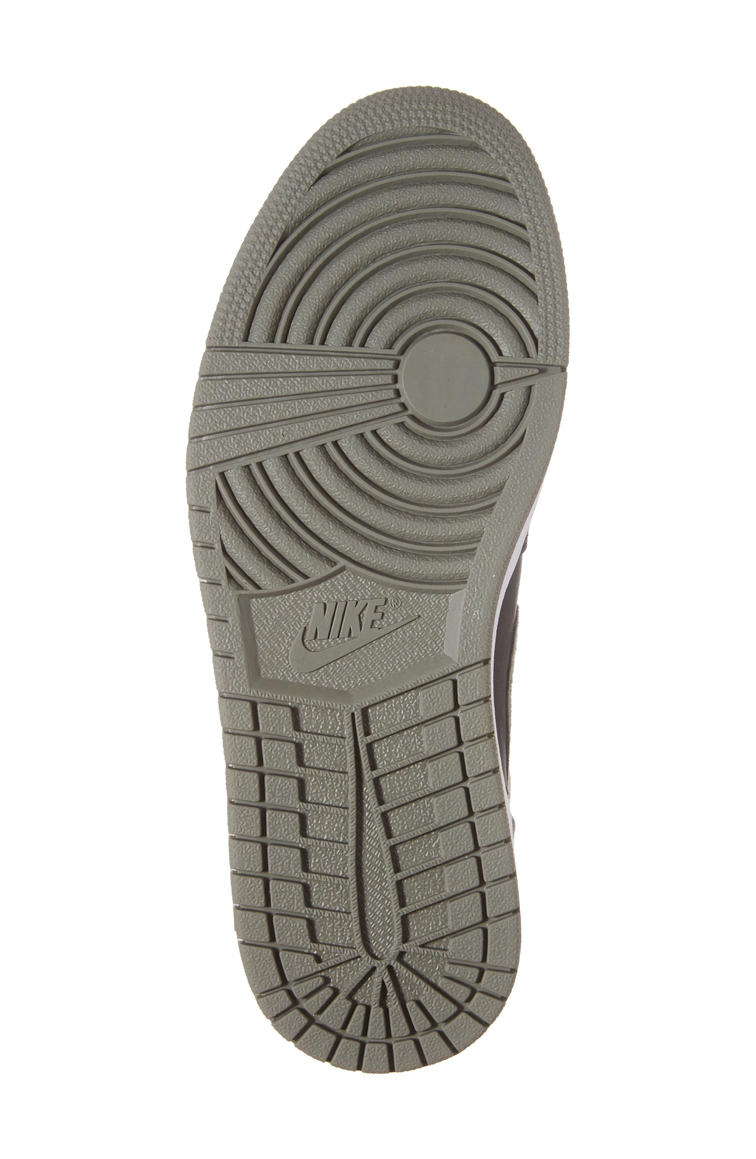Air Jordan 1 Retro High Top Sneaker,                             Alternate thumbnail 6, color,                             003