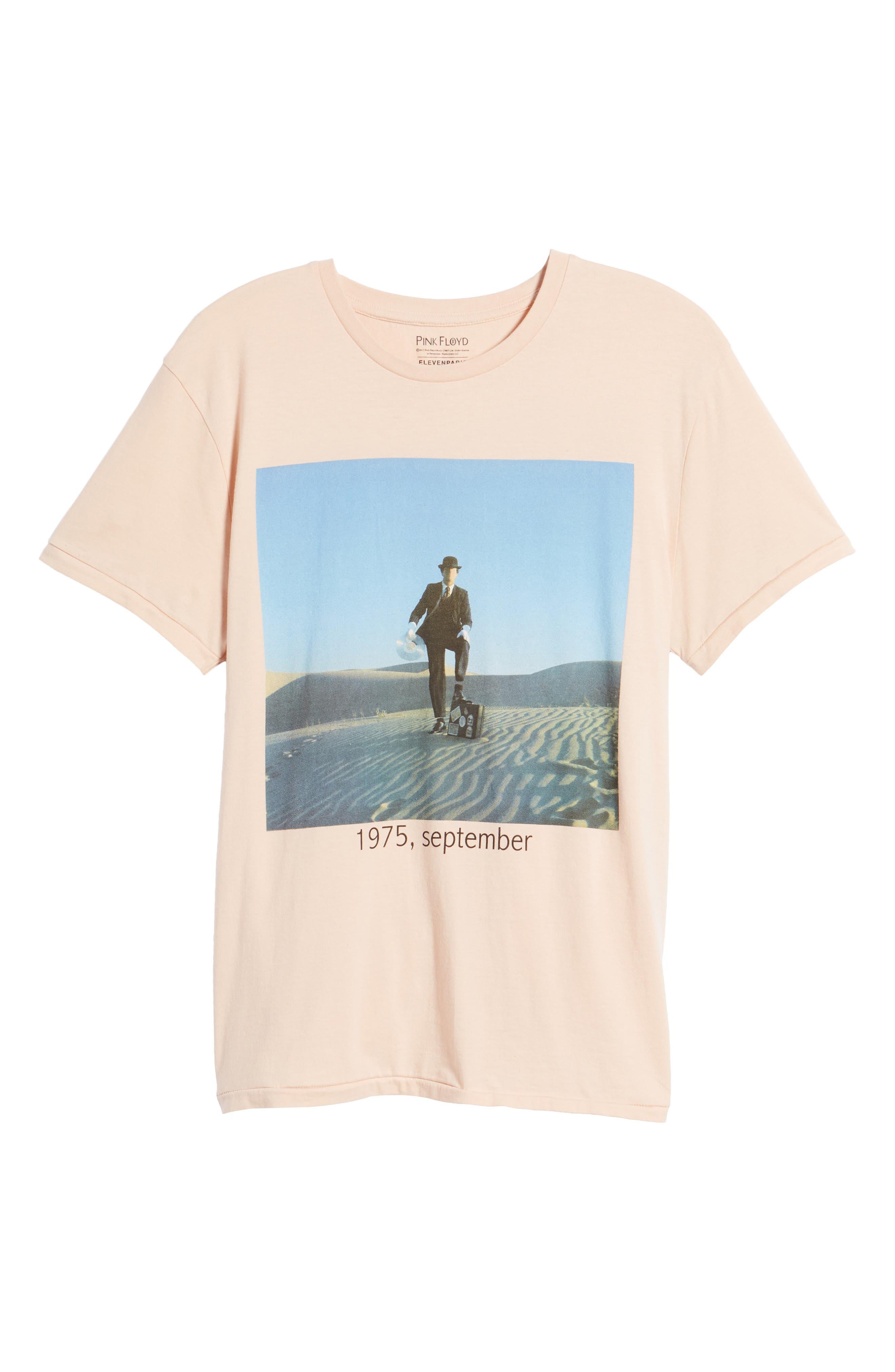Pink Floyd T-Shirt,                             Alternate thumbnail 6, color,                             950