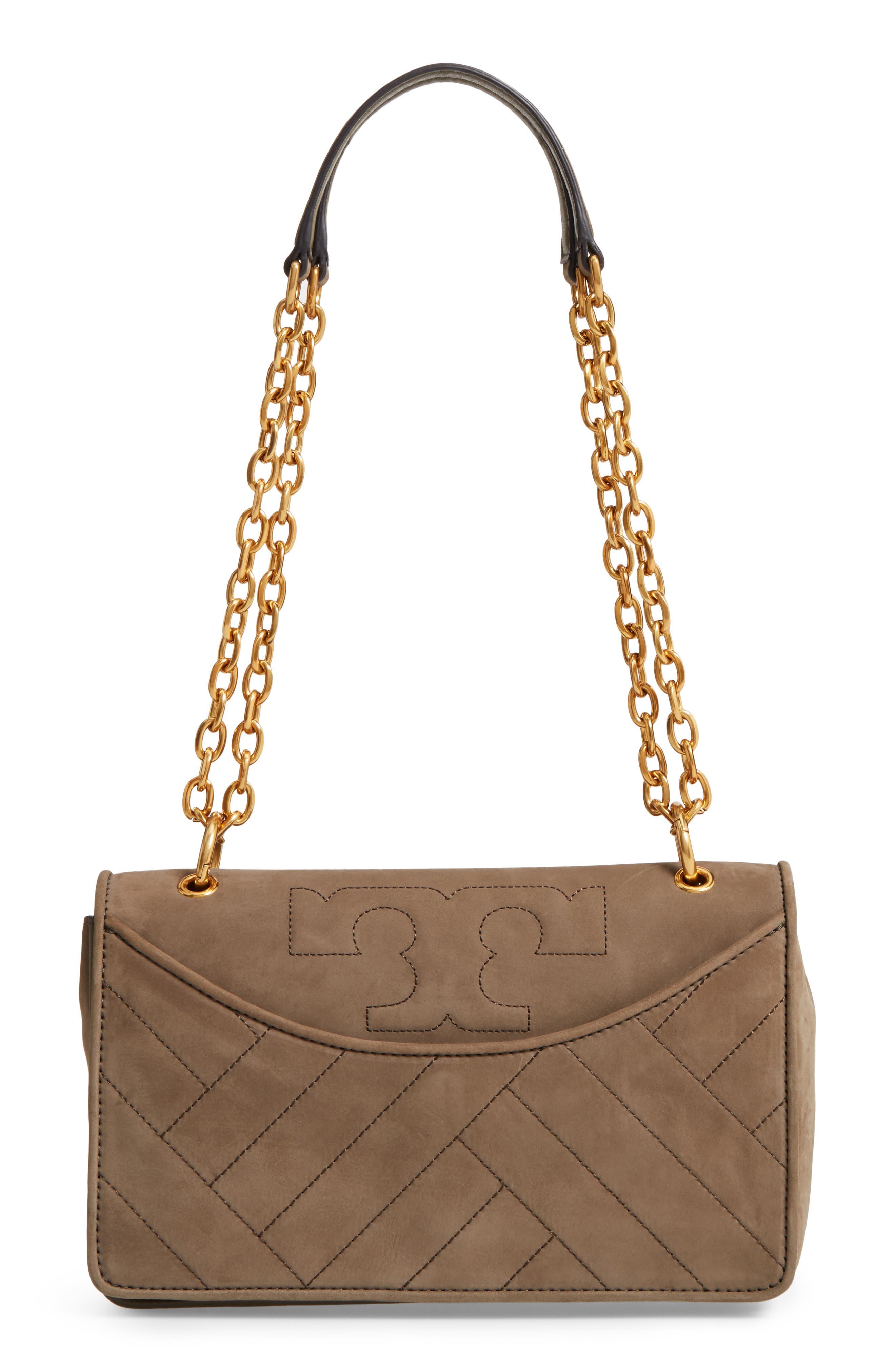 Alexa Leather Shoulder Bag,                             Main thumbnail 4, color,