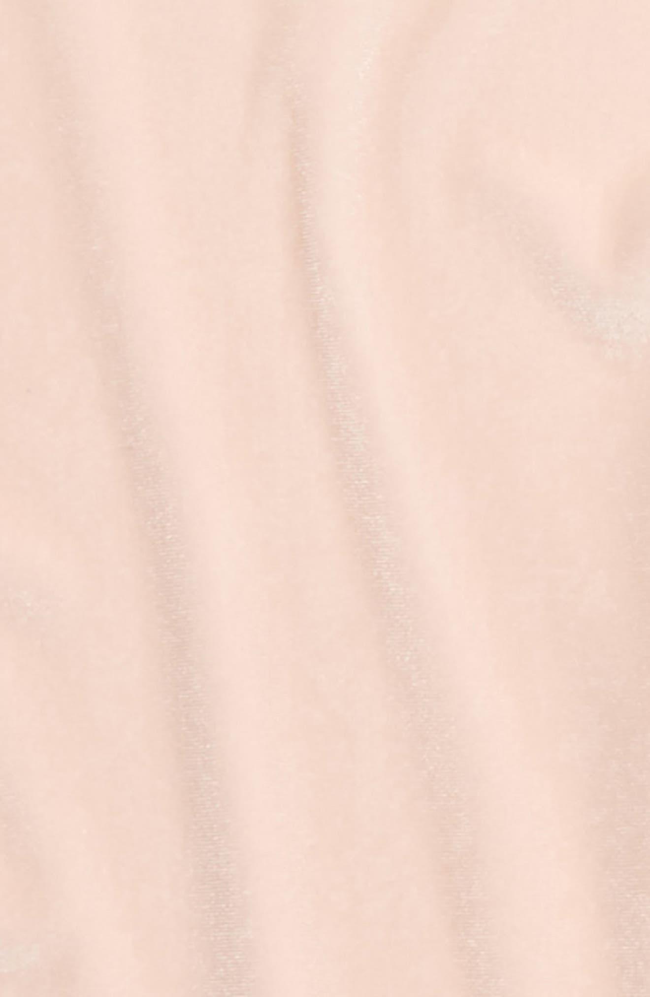 Ballerina Velvet Bodysuit & Tulle Skirt Set,                             Alternate thumbnail 2, color,                             PINK WOOD- GOLD