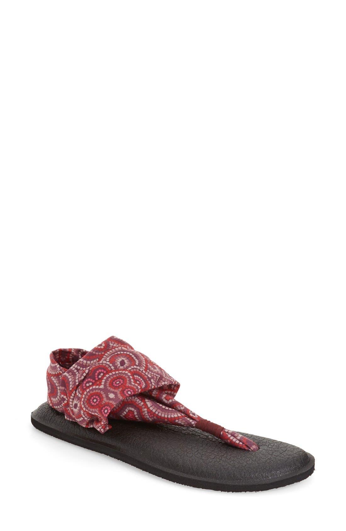 'Yoga Sling 2' Sandal,                             Main thumbnail 22, color,