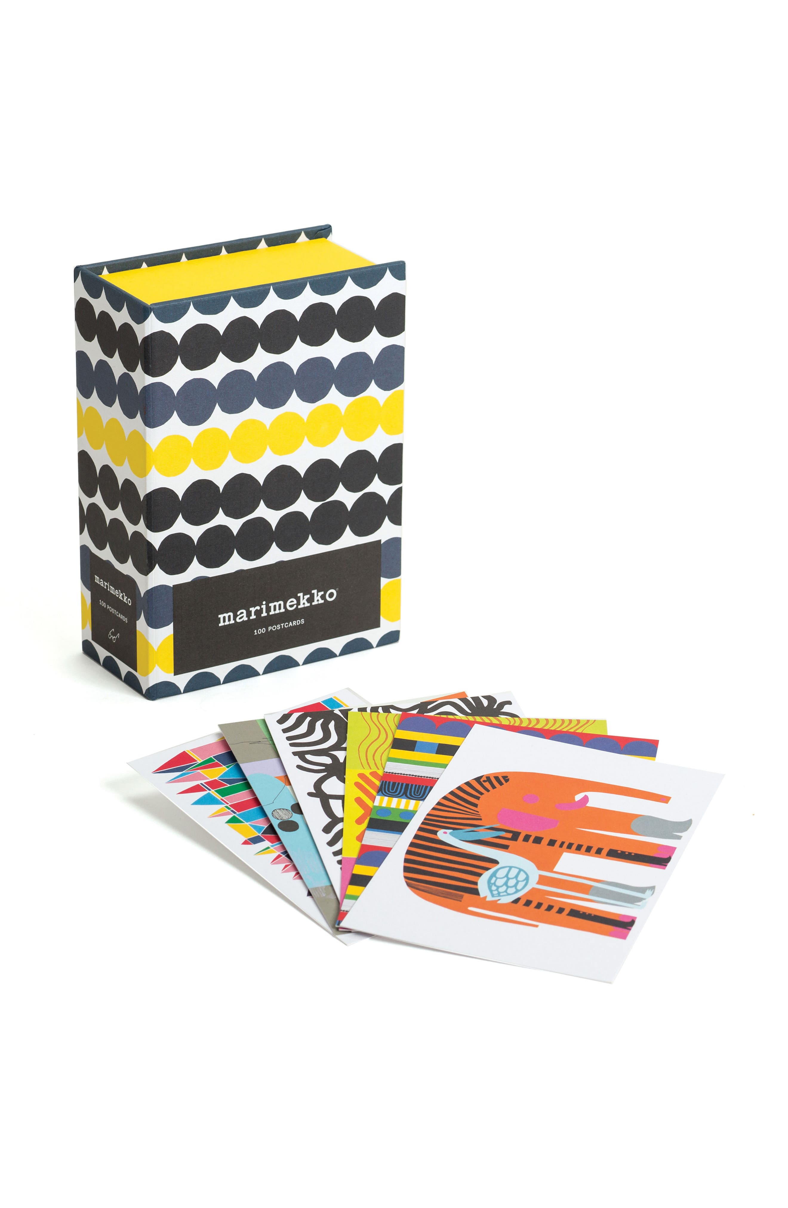 100-Pack Marimekko Postcards,                         Main,                         color,