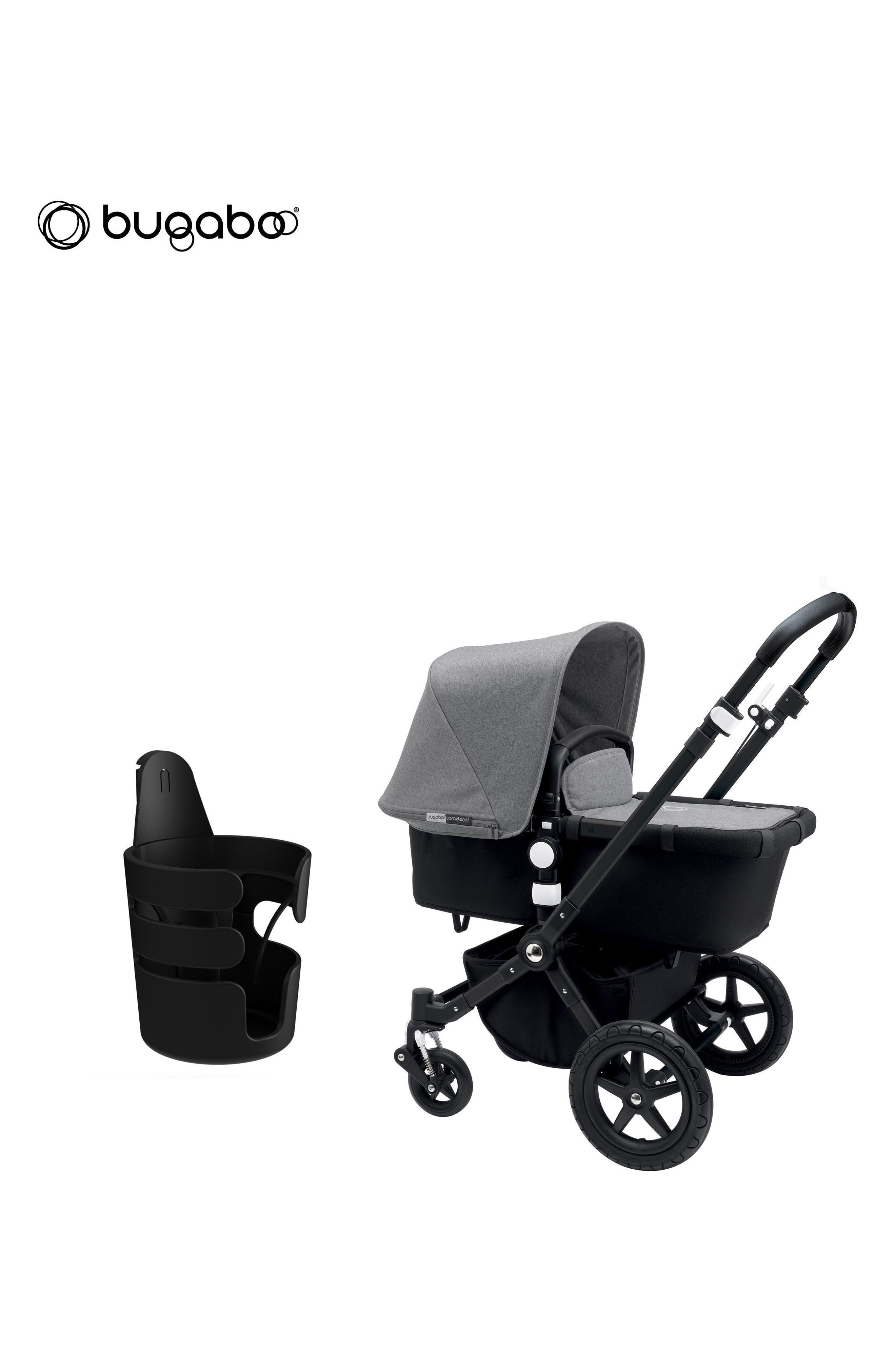 Cameleon³ Complete Stroller with Fabric Set,                             Alternate thumbnail 4, color,                             001