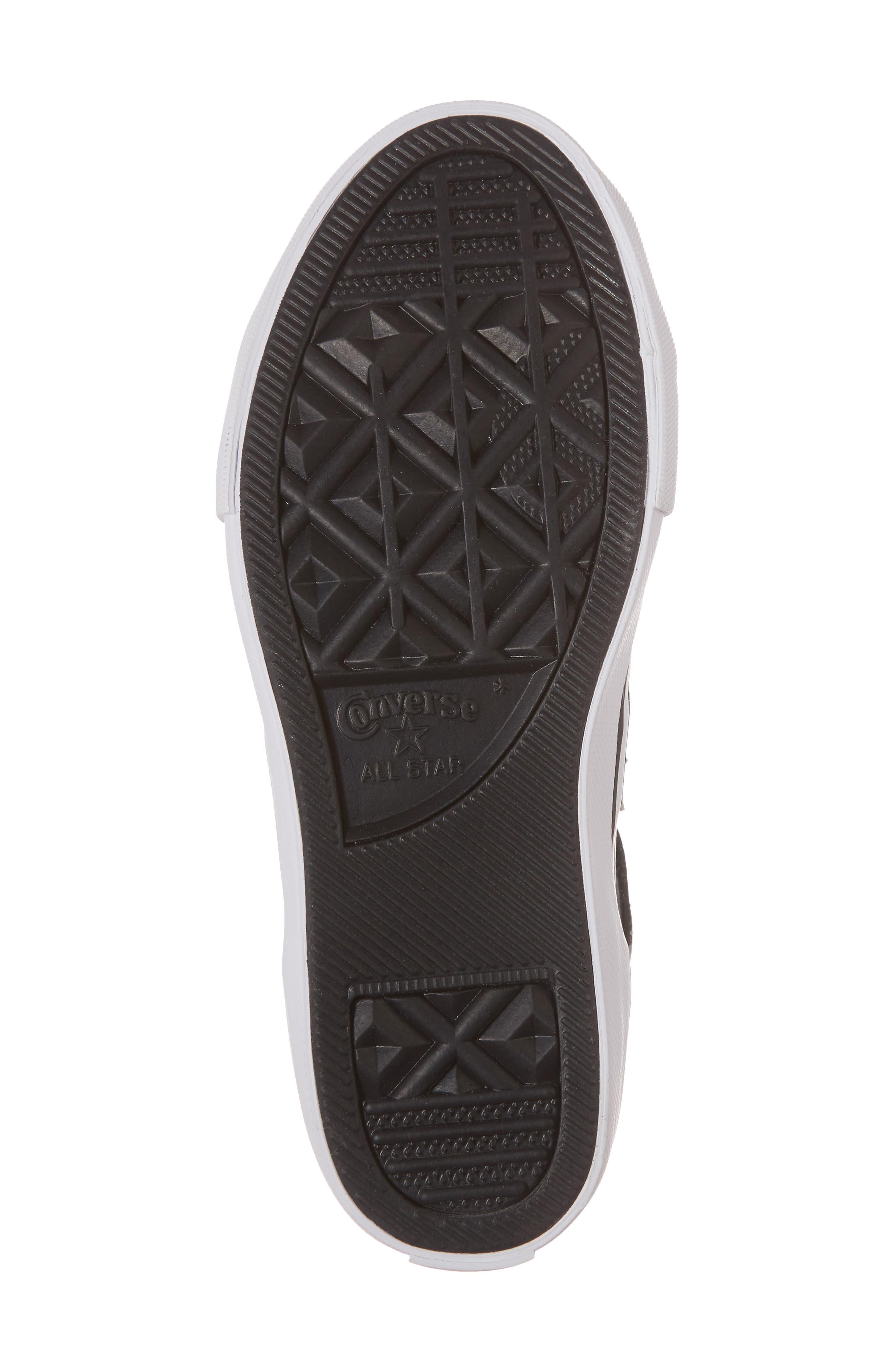 Pro Blaze High Top Sneaker,                             Alternate thumbnail 6, color,                             001