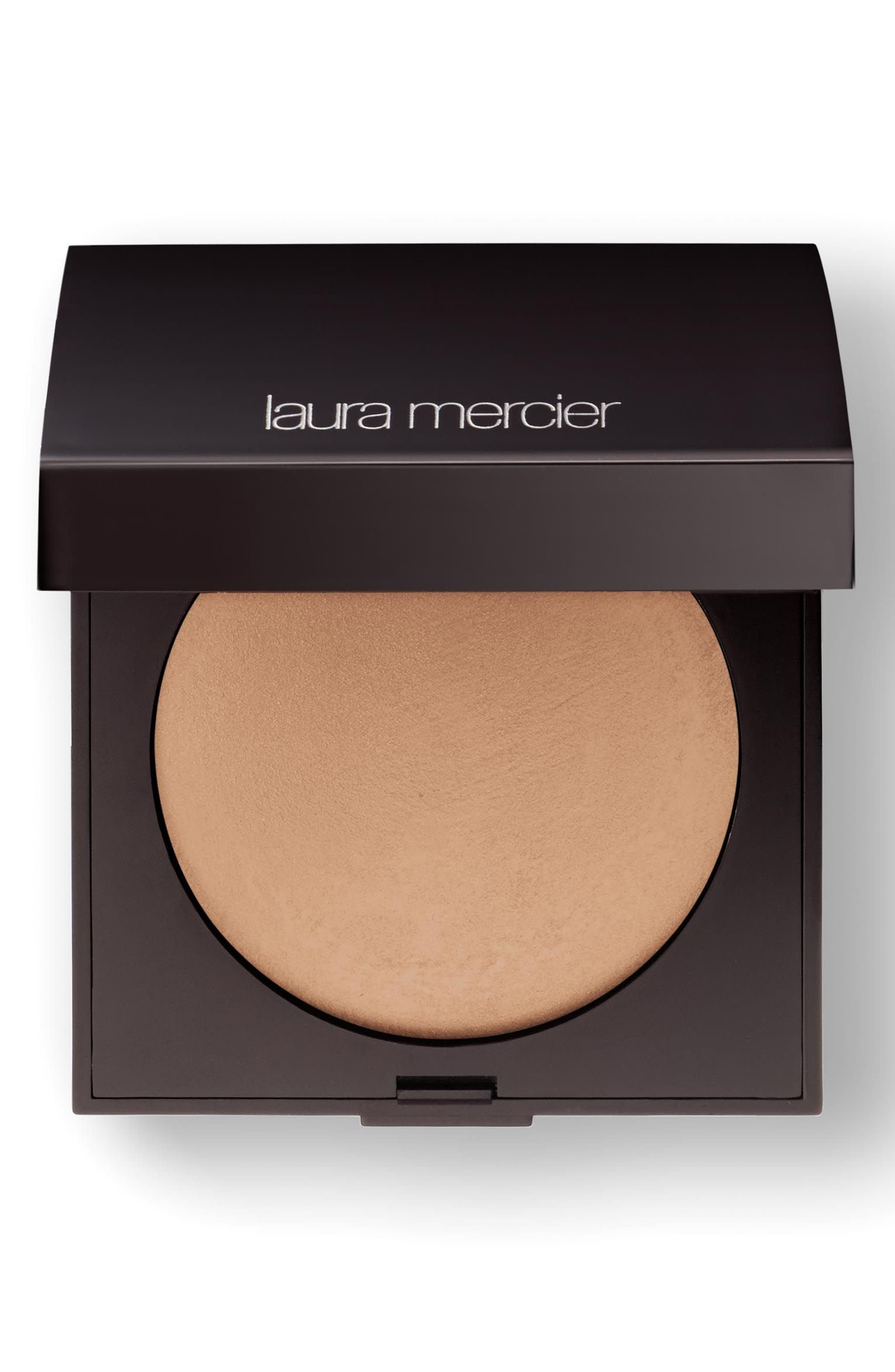 LAURA MERCIER,                             Matte Radiance Baked Powder,                             Main thumbnail 1, color,                             BRONZE 01