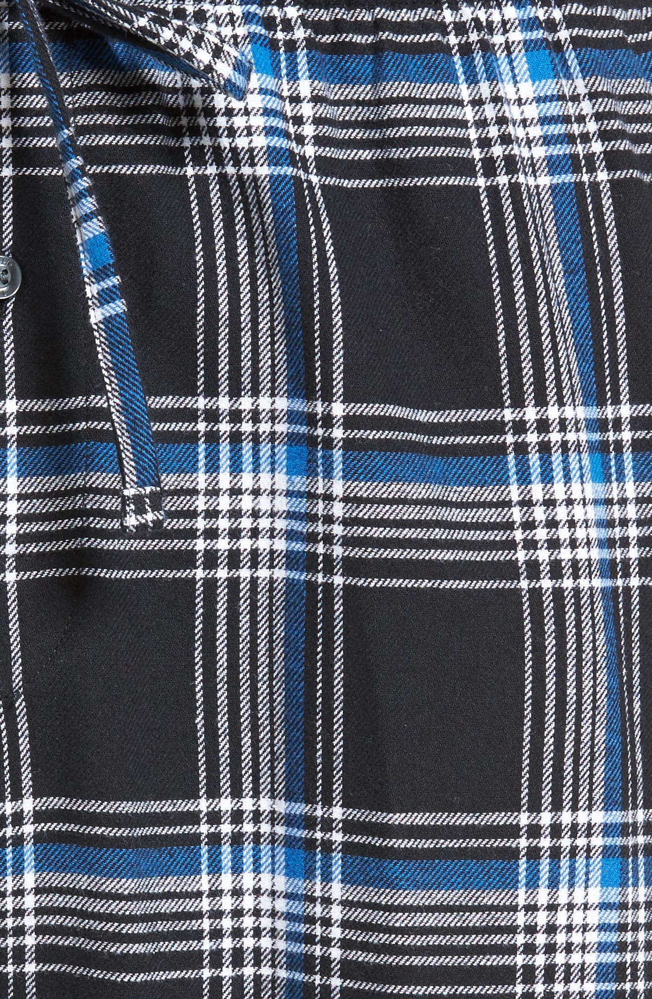 Flannel Pajama Pants,                             Alternate thumbnail 58, color,