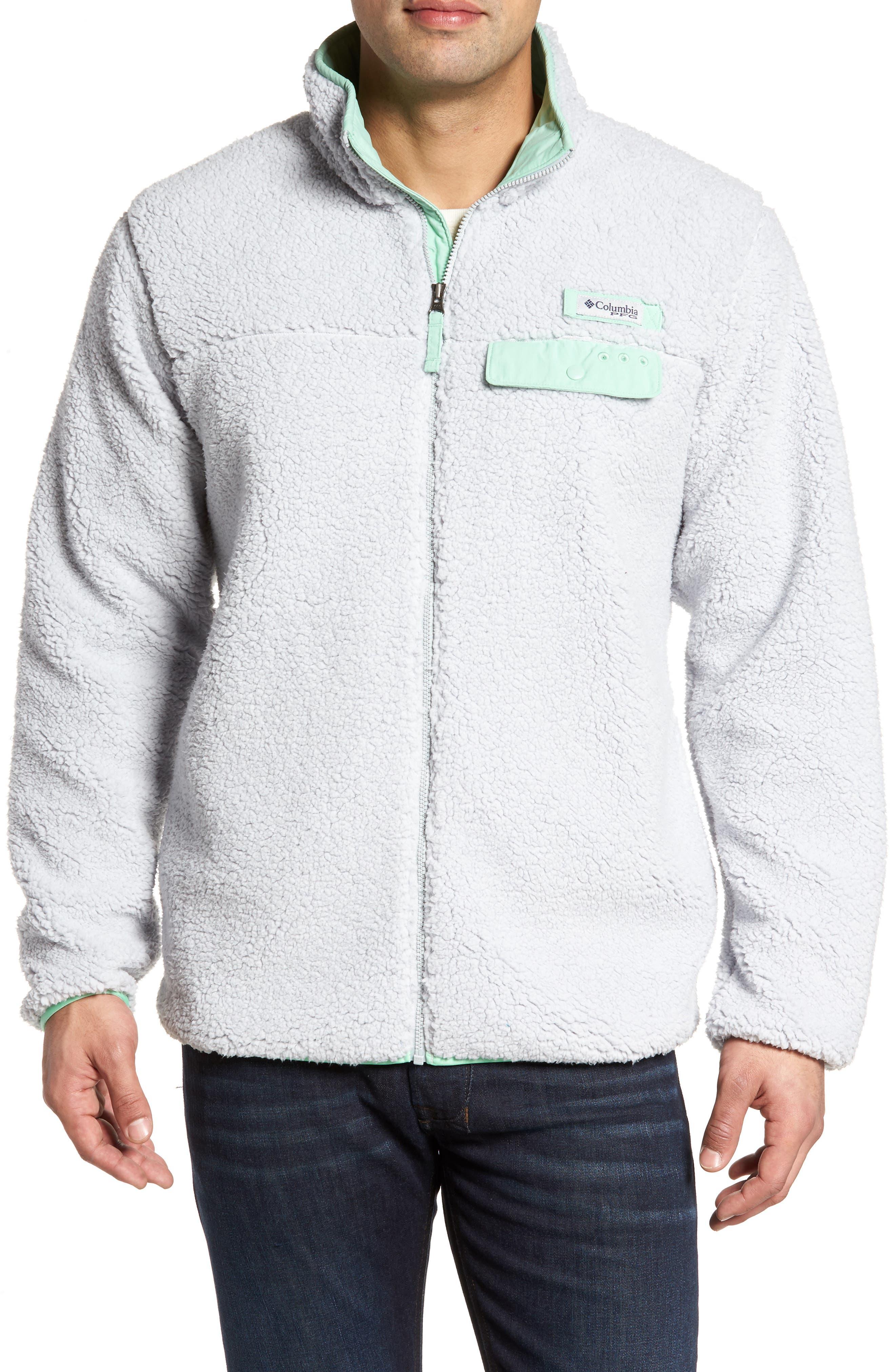 Harborside Fleece Jacket,                             Main thumbnail 2, color,
