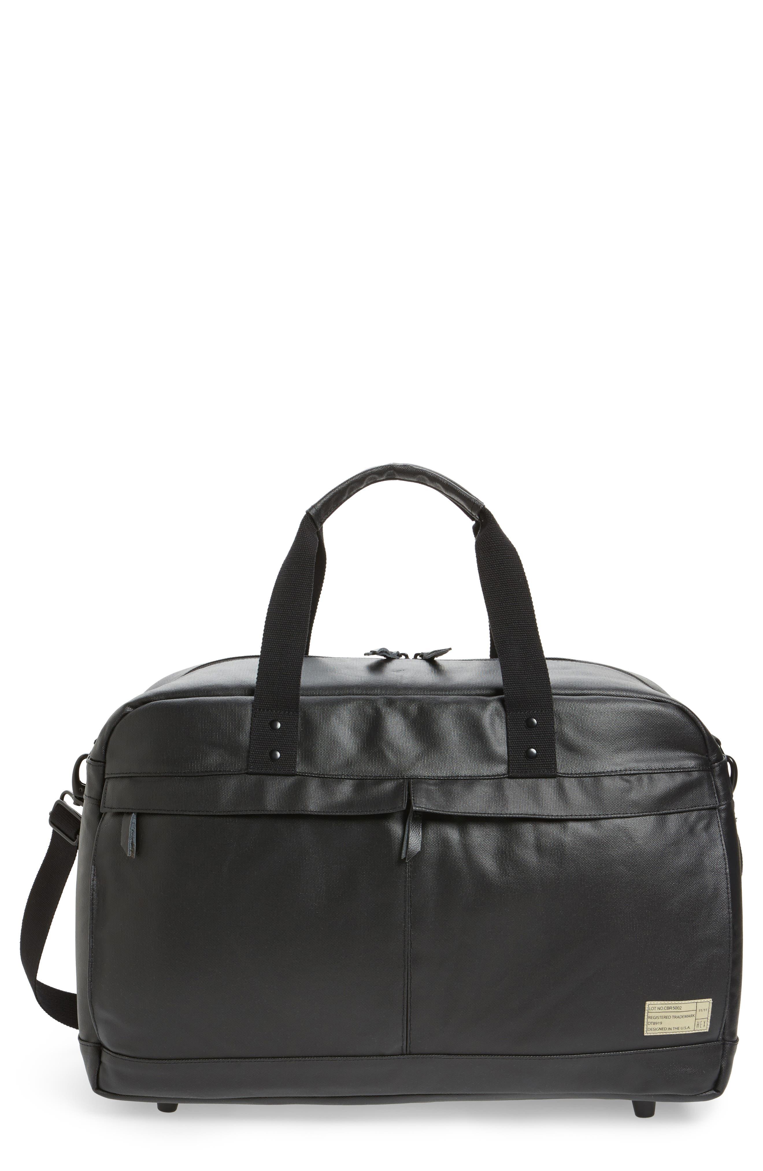 Calibre Duffel Bag,                         Main,                         color, 001