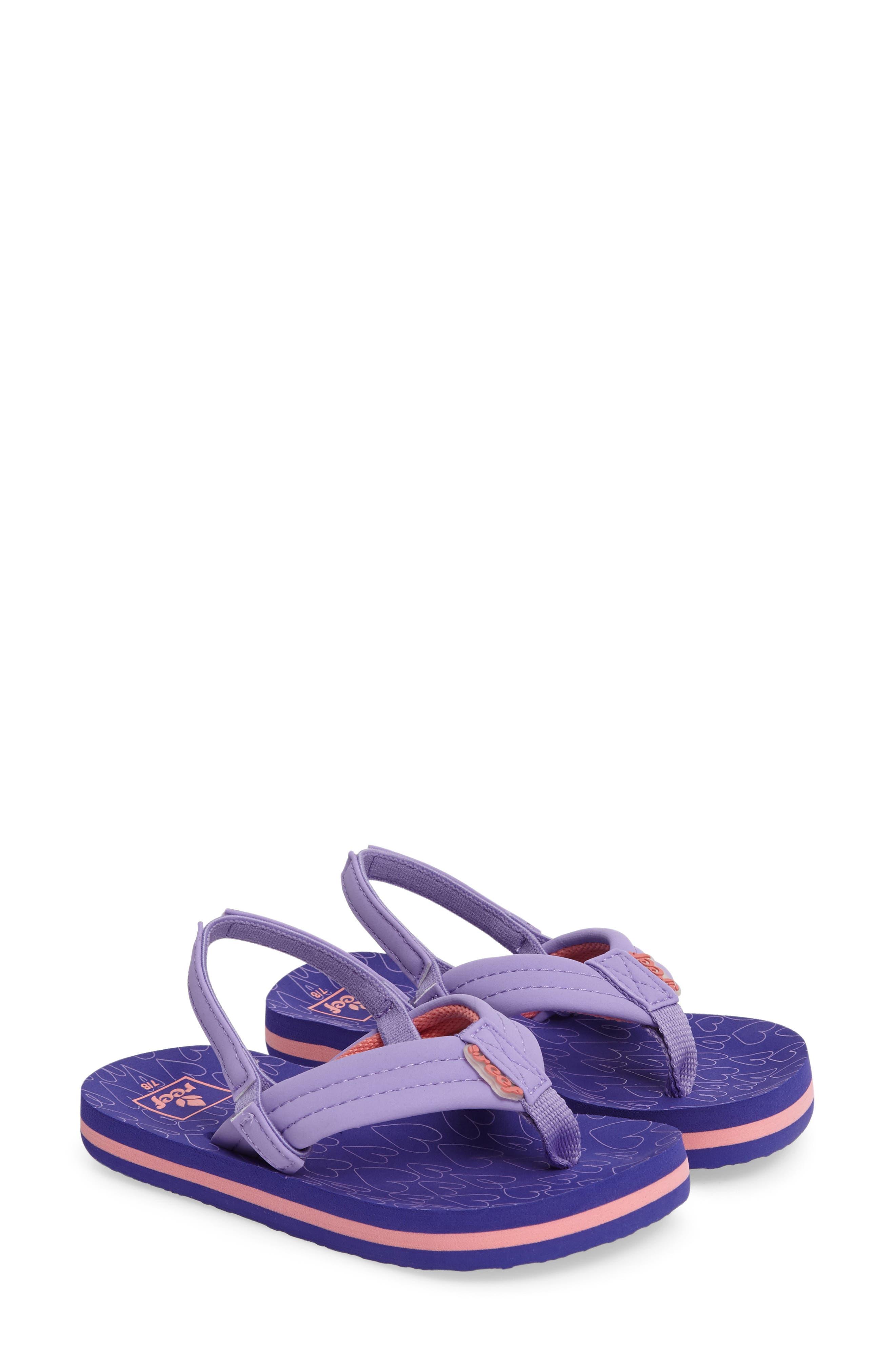 'Little Ahi' Thong Sandal,                             Main thumbnail 9, color,