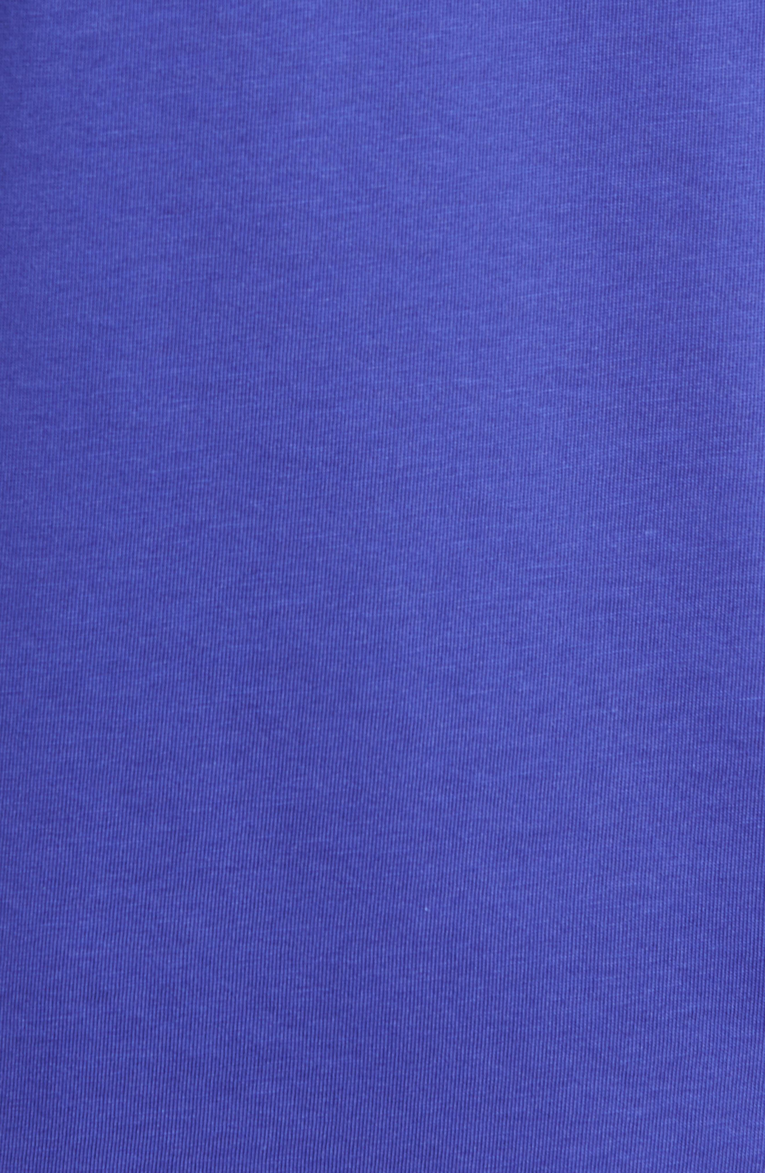 Basketball T-Shirt,                             Alternate thumbnail 5, color,                             BLUE