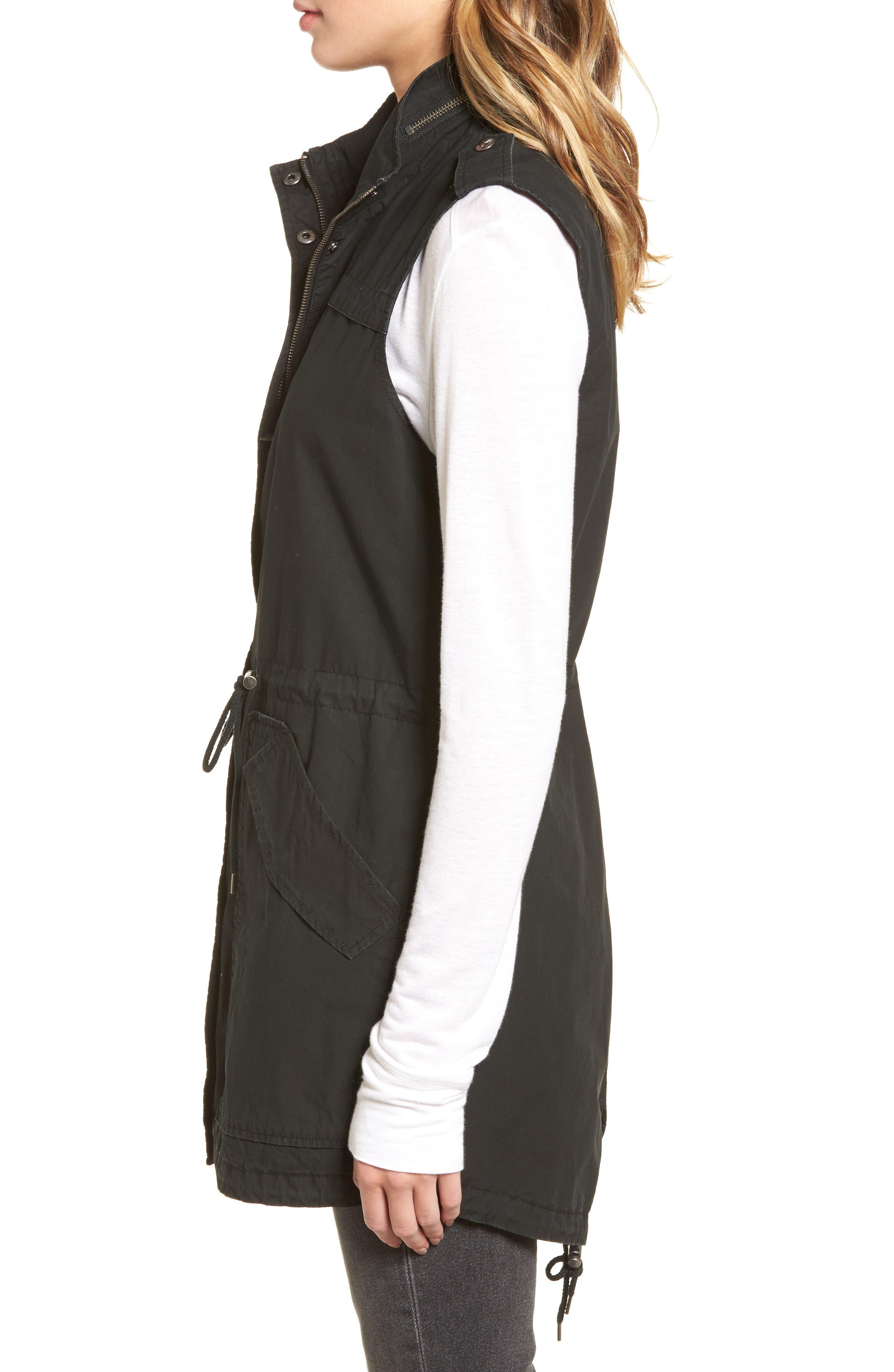 Levi's Parachute Cotton Vest,                             Alternate thumbnail 7, color,