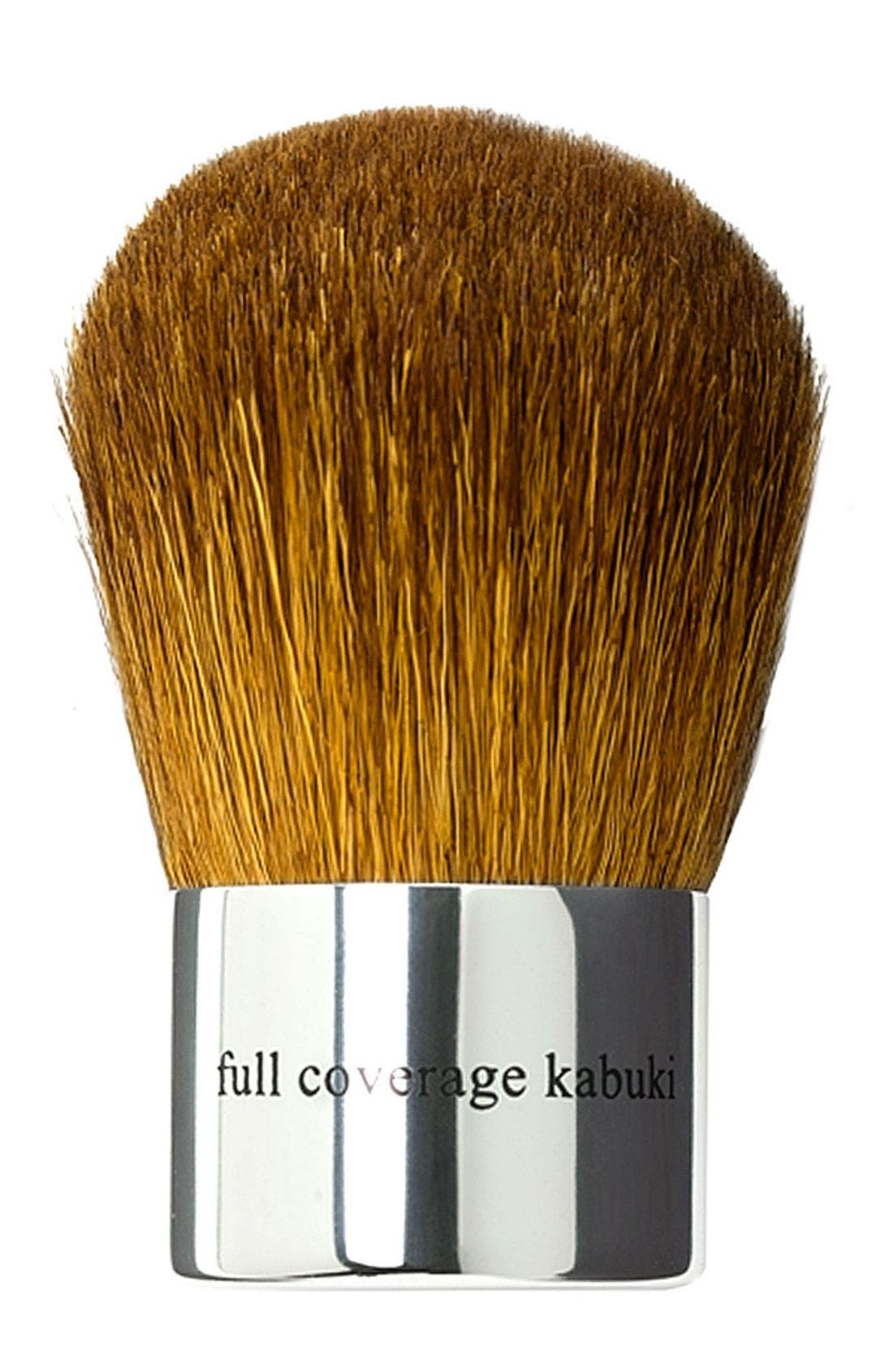 Full Coverage Kabuki Brush,                             Main thumbnail 1, color,                             NO COLOR