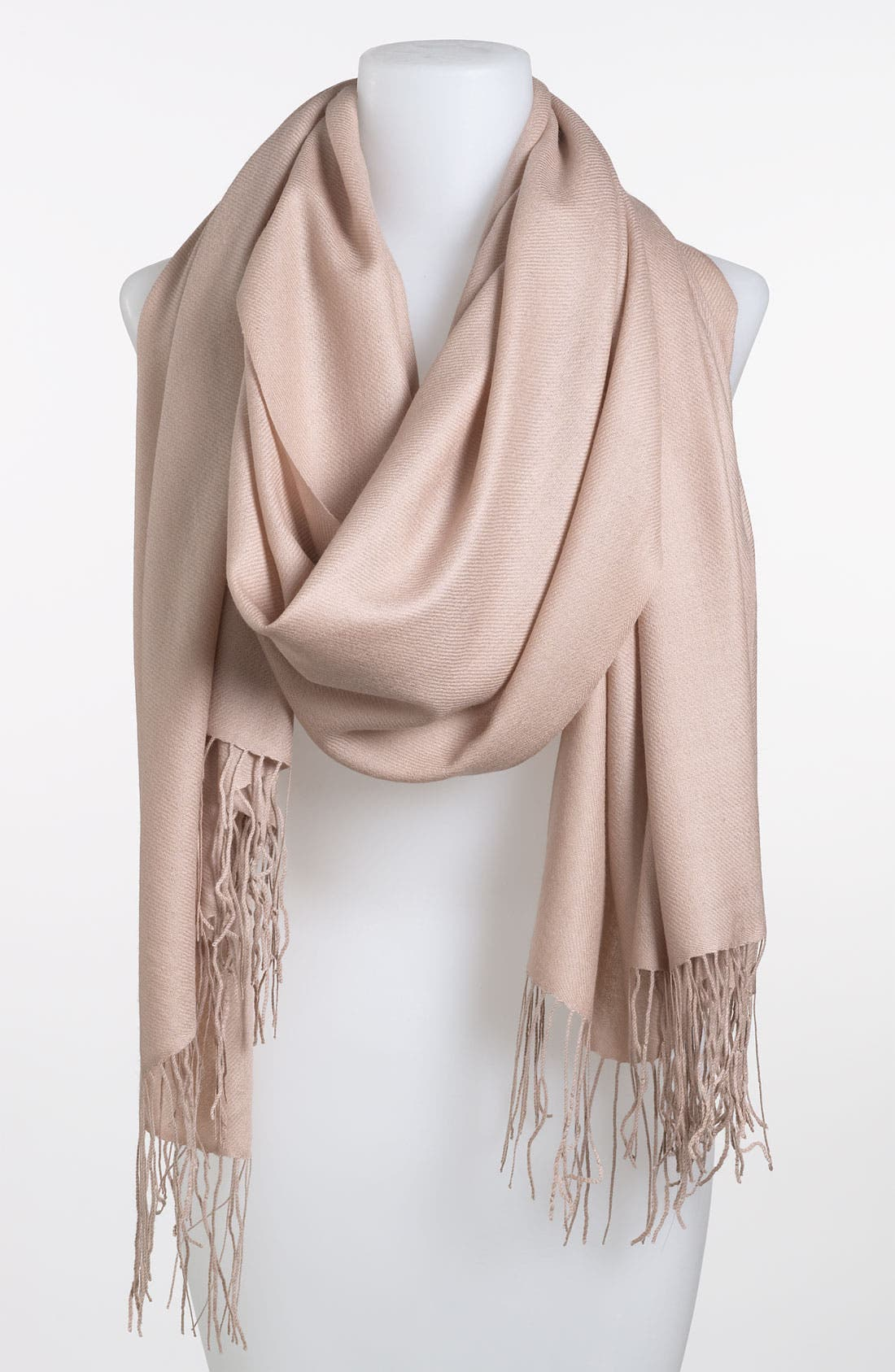 Tissue Weight Wool & Cashmere Wrap,                             Main thumbnail 142, color,