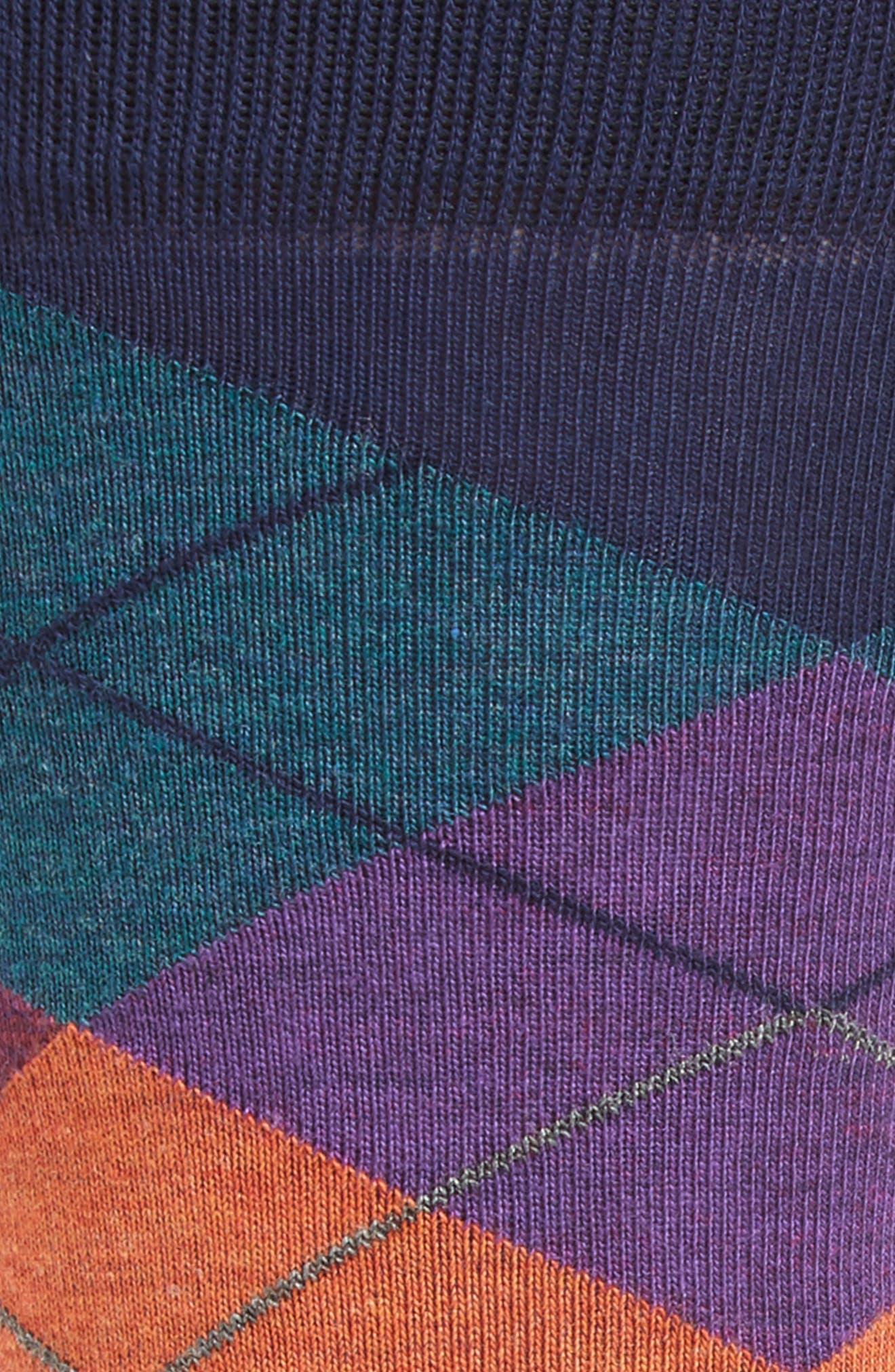 Argyle Socks,                             Alternate thumbnail 9, color,