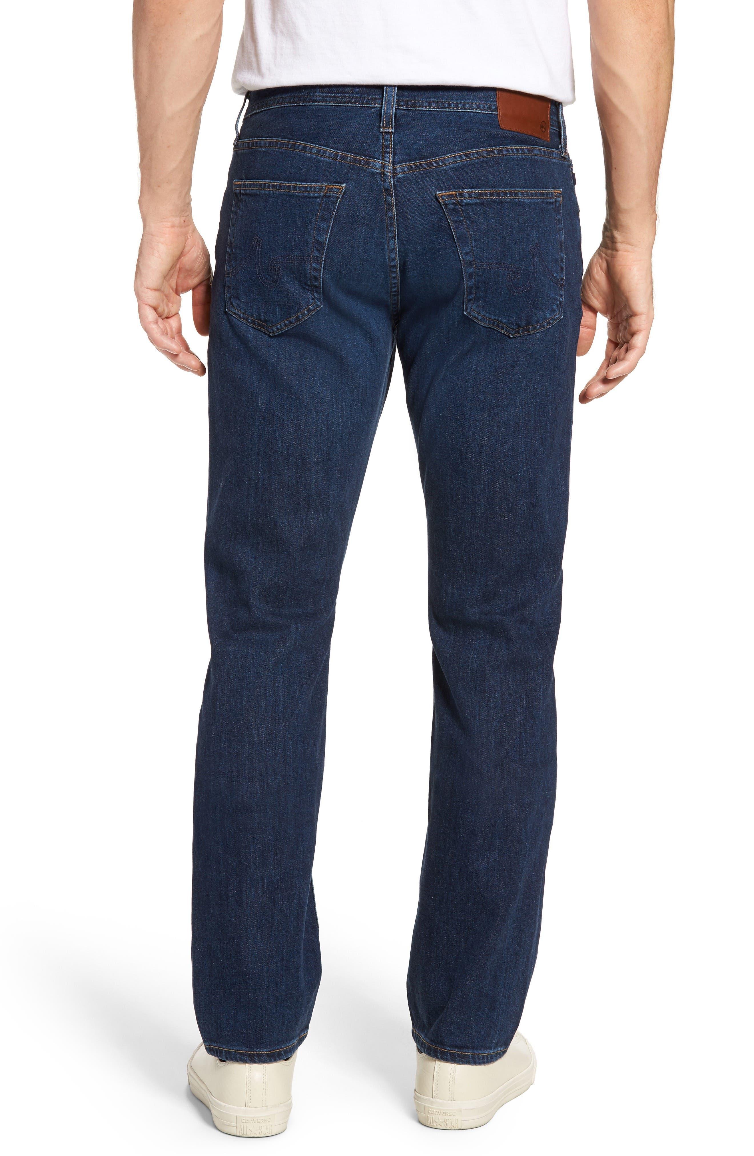 Graduate Slim Straight Leg Jeans,                             Alternate thumbnail 2, color,                             435