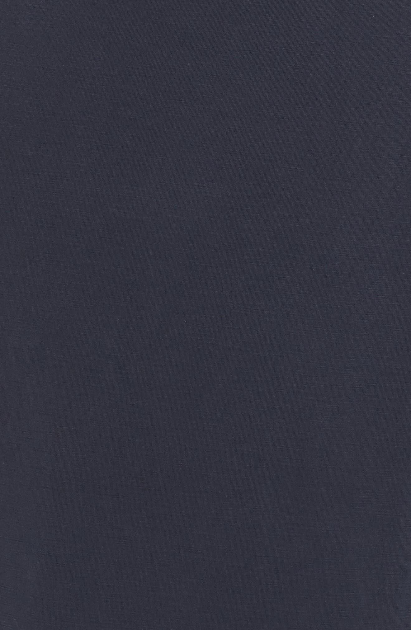 Boardwalk Knit Wrap Maxi Skirt,                             Alternate thumbnail 10, color,