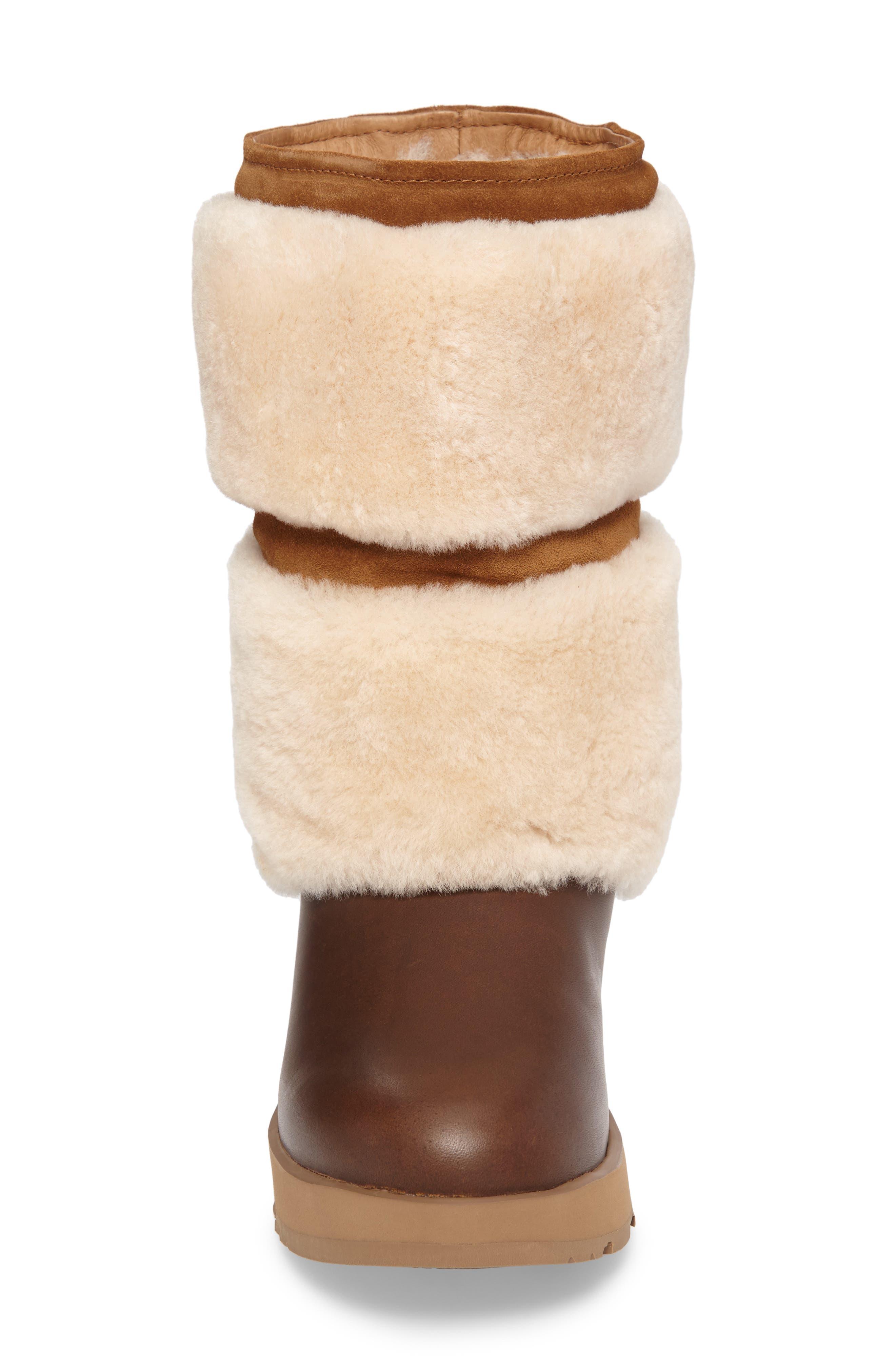 Reykir Waterproof Snow Boot,                             Alternate thumbnail 12, color,