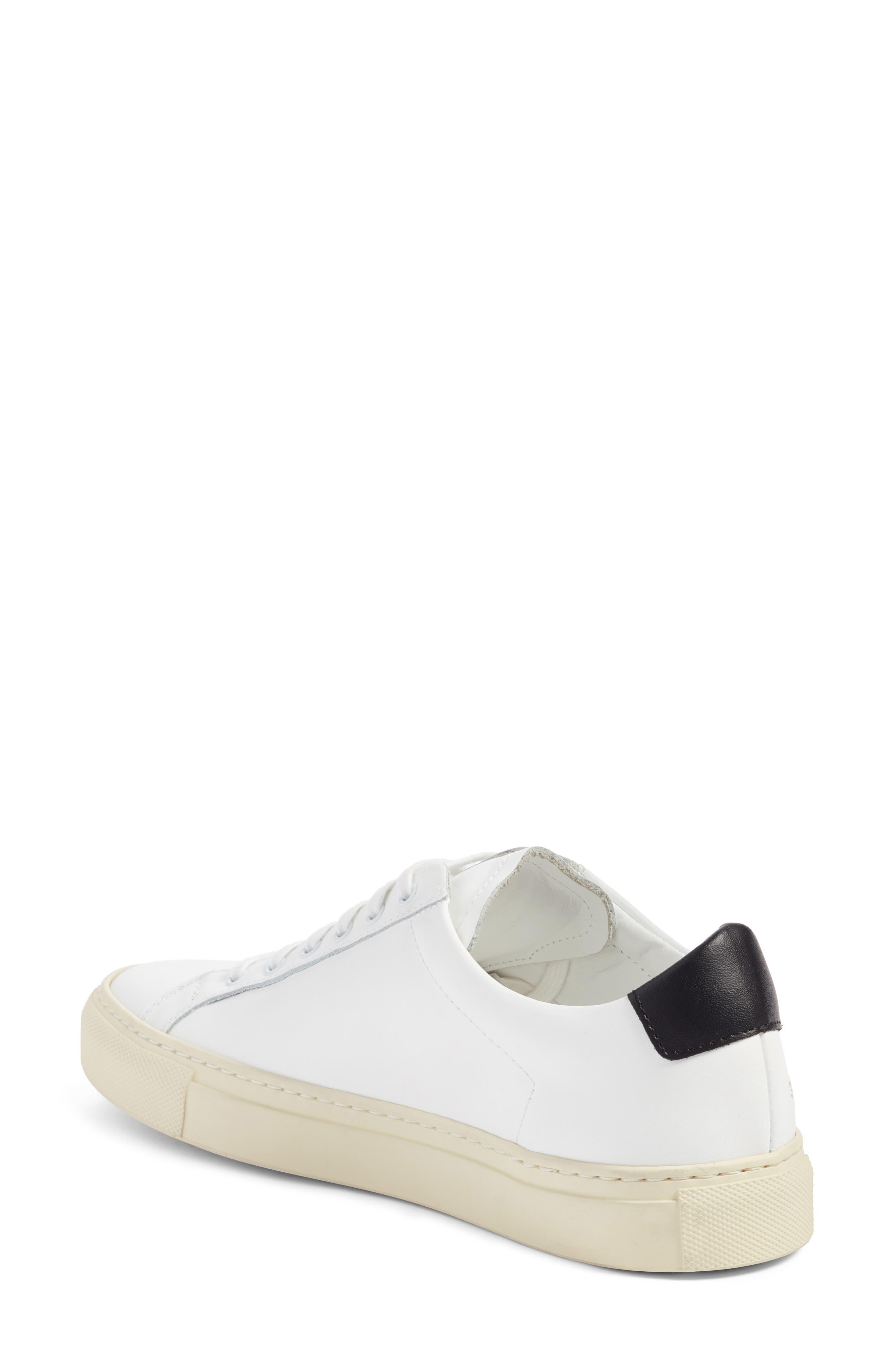 Achilles Low Top Sneaker,                             Alternate thumbnail 2, color,                             101