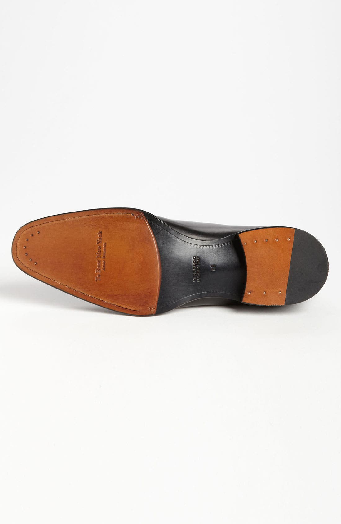 TO BOOT NEW YORK,                             'Warwick' Cap Toe Oxford,                             Alternate thumbnail 4, color,                             001