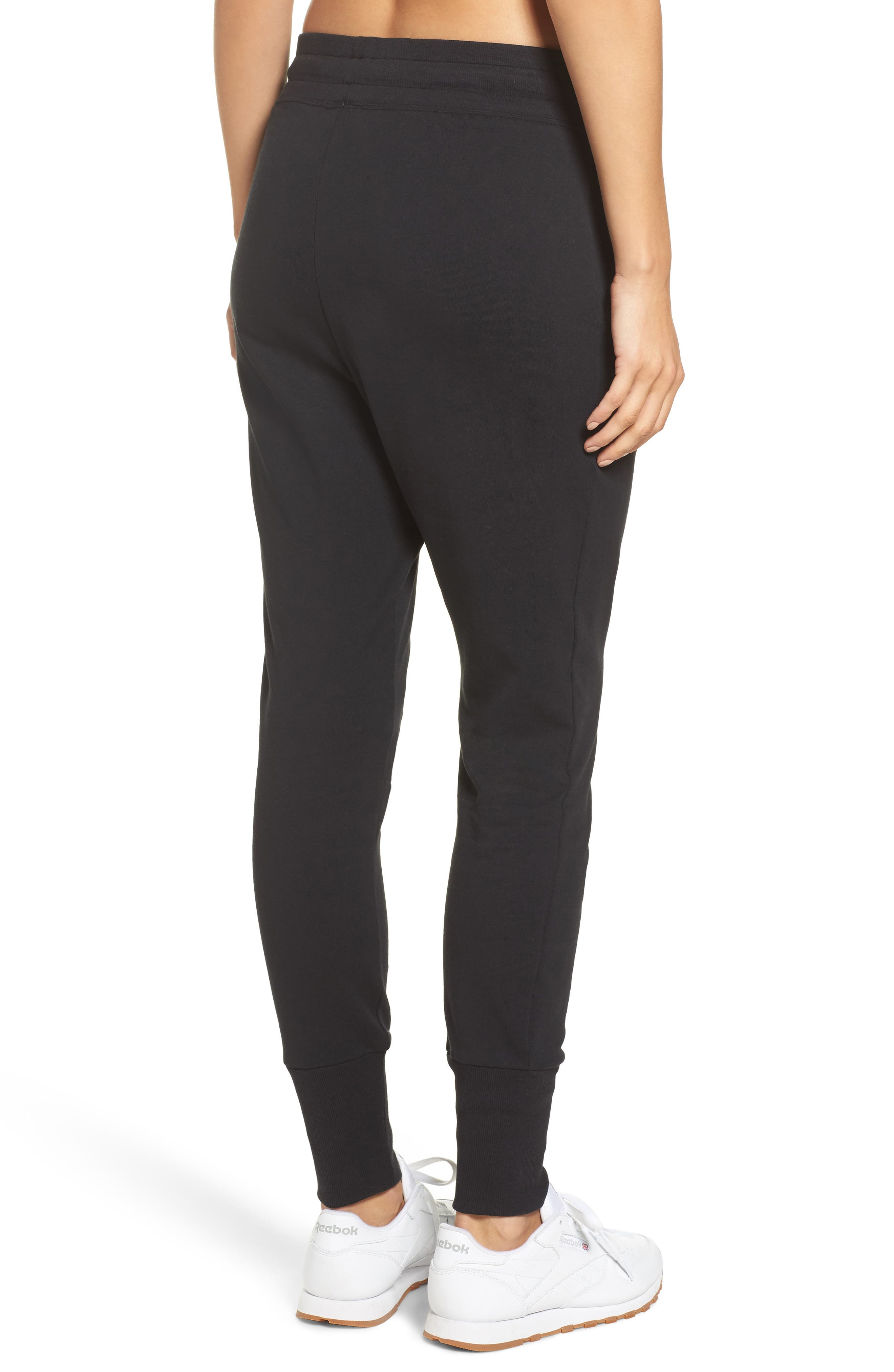 French Terry Jogger Pants,                             Alternate thumbnail 2, color,