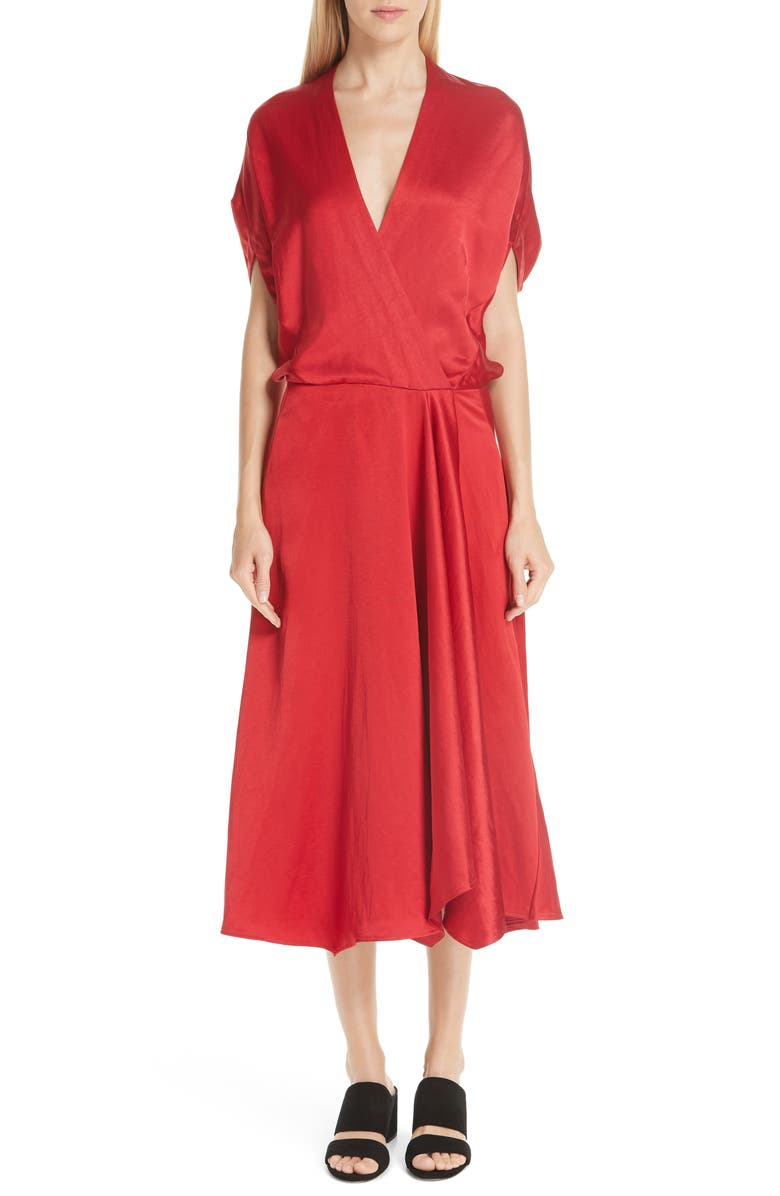 Zero + Maria Cornejo AKI WAVE DRESS