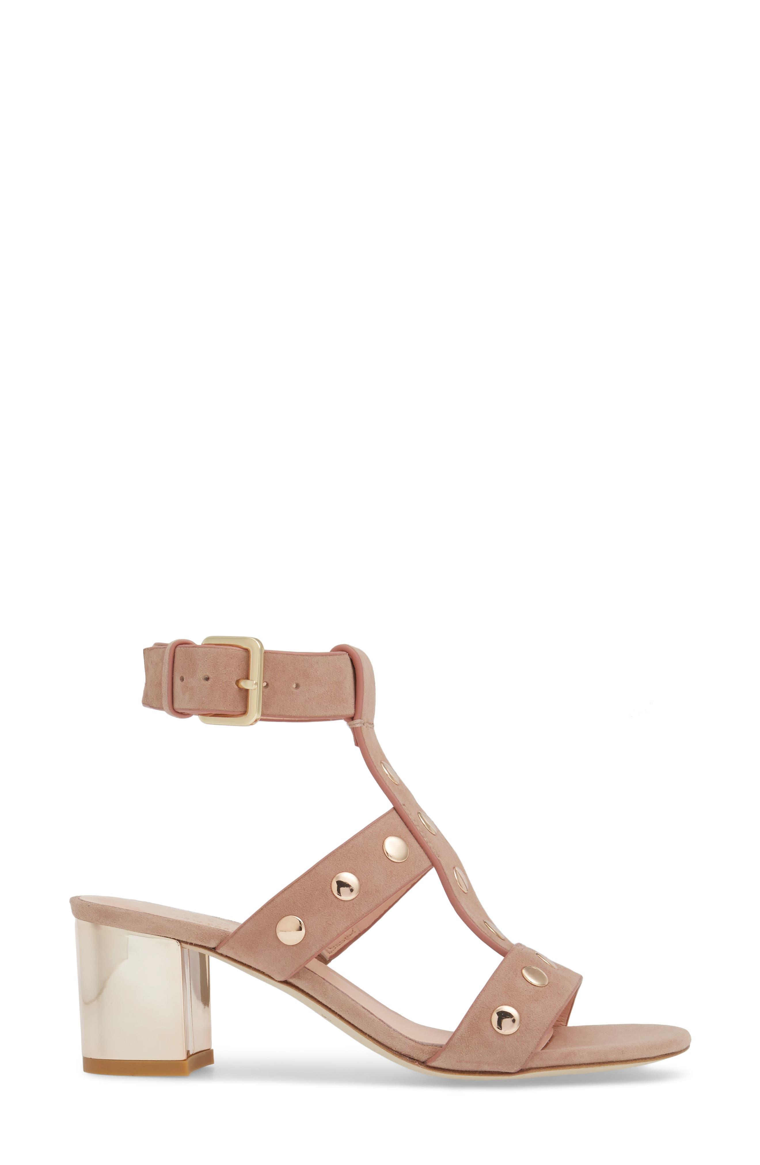 welby t-strap sandal,                             Alternate thumbnail 8, color,
