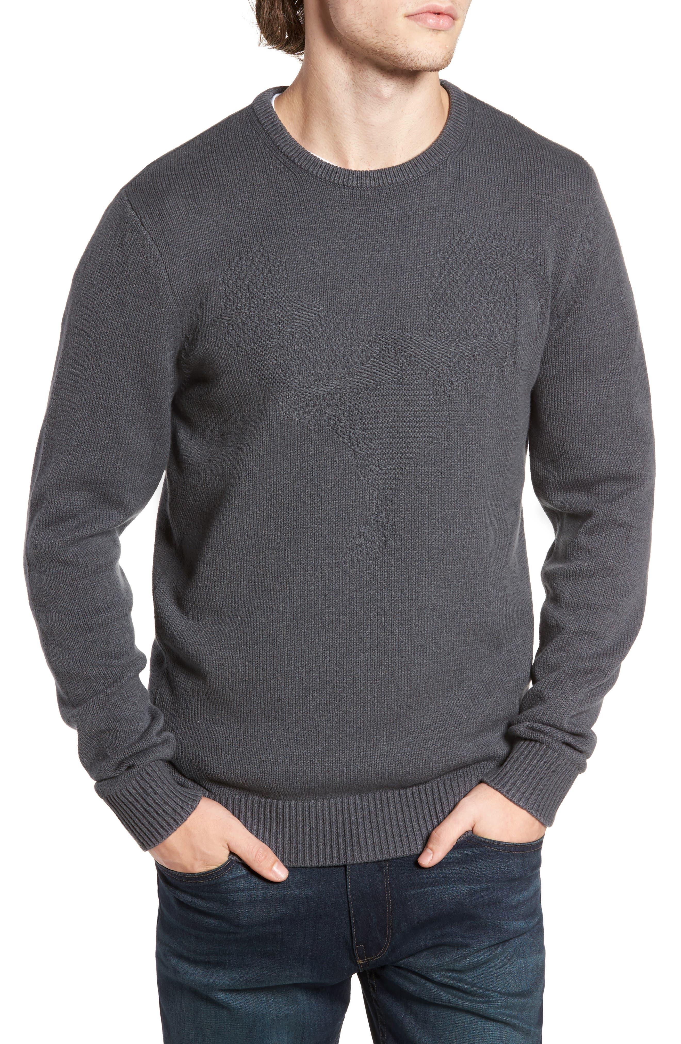 Tonal Motif Sweater,                             Main thumbnail 1, color,