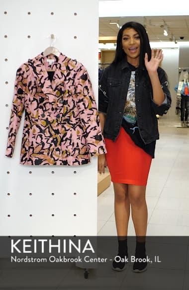 Animal Jacquard Jacket, sales video thumbnail