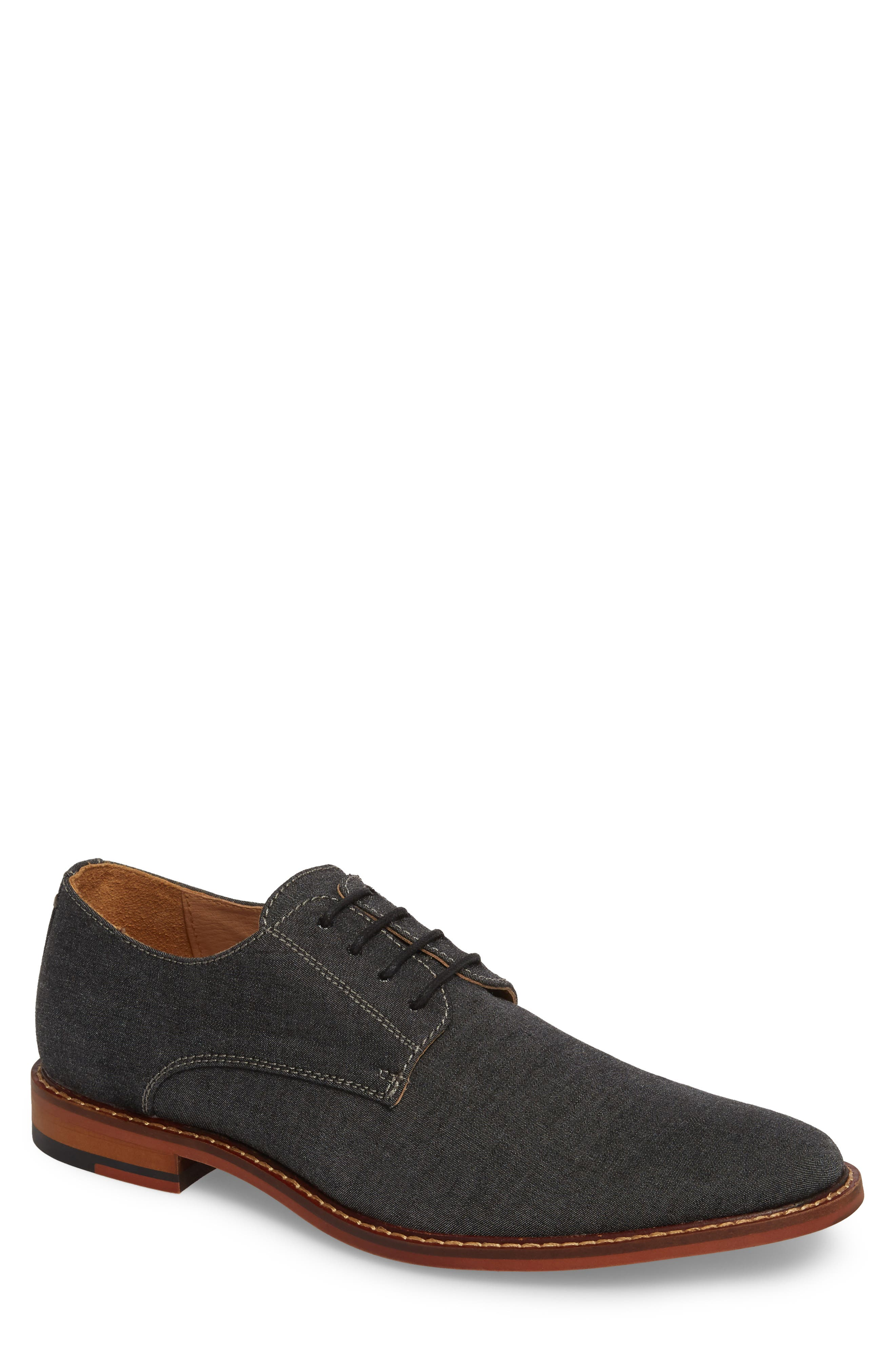 Pinacle Plain Toe Derby,                         Main,                         color, 030