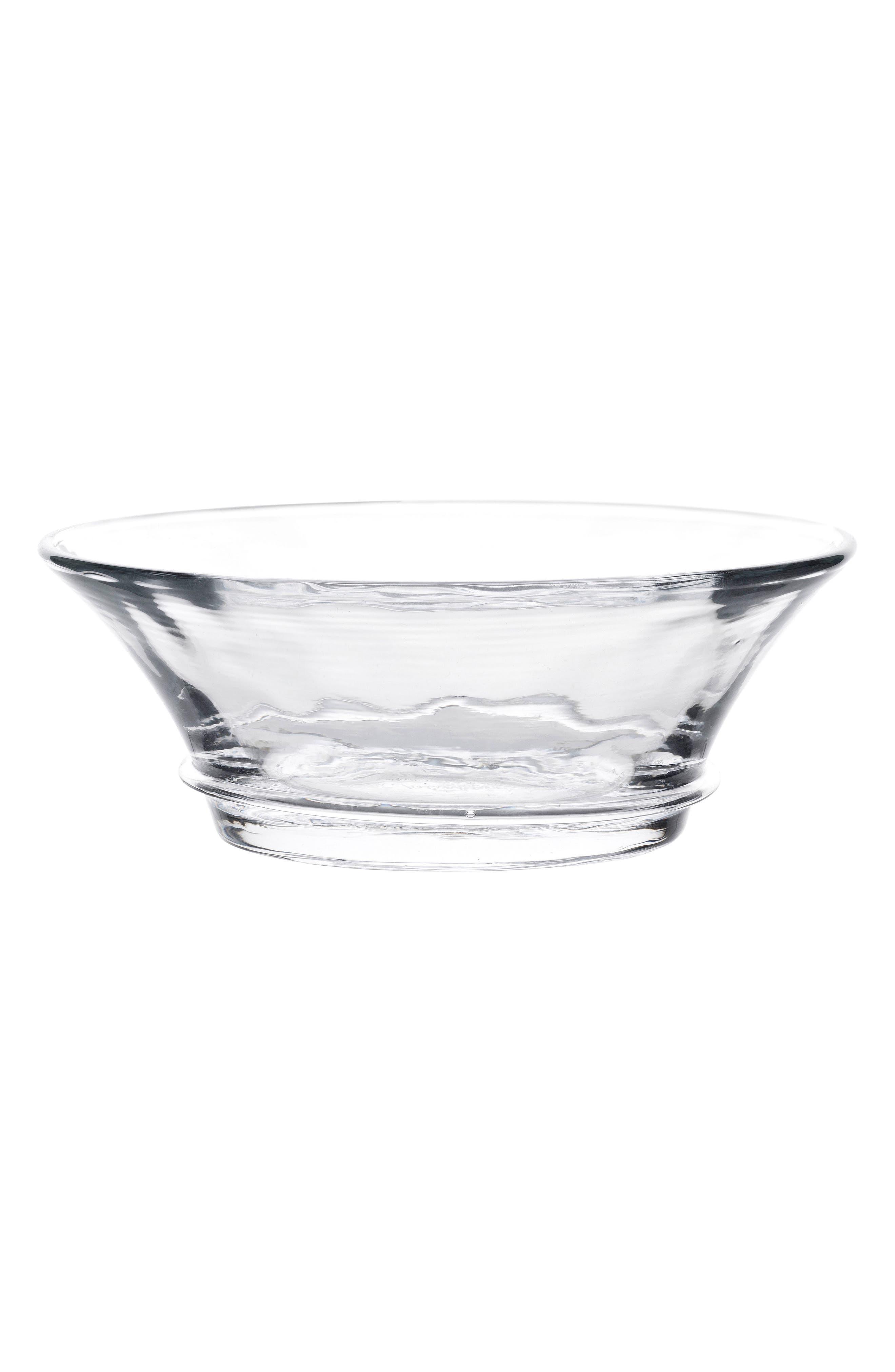 Carine Bowl,                         Main,                         color, CLEAR