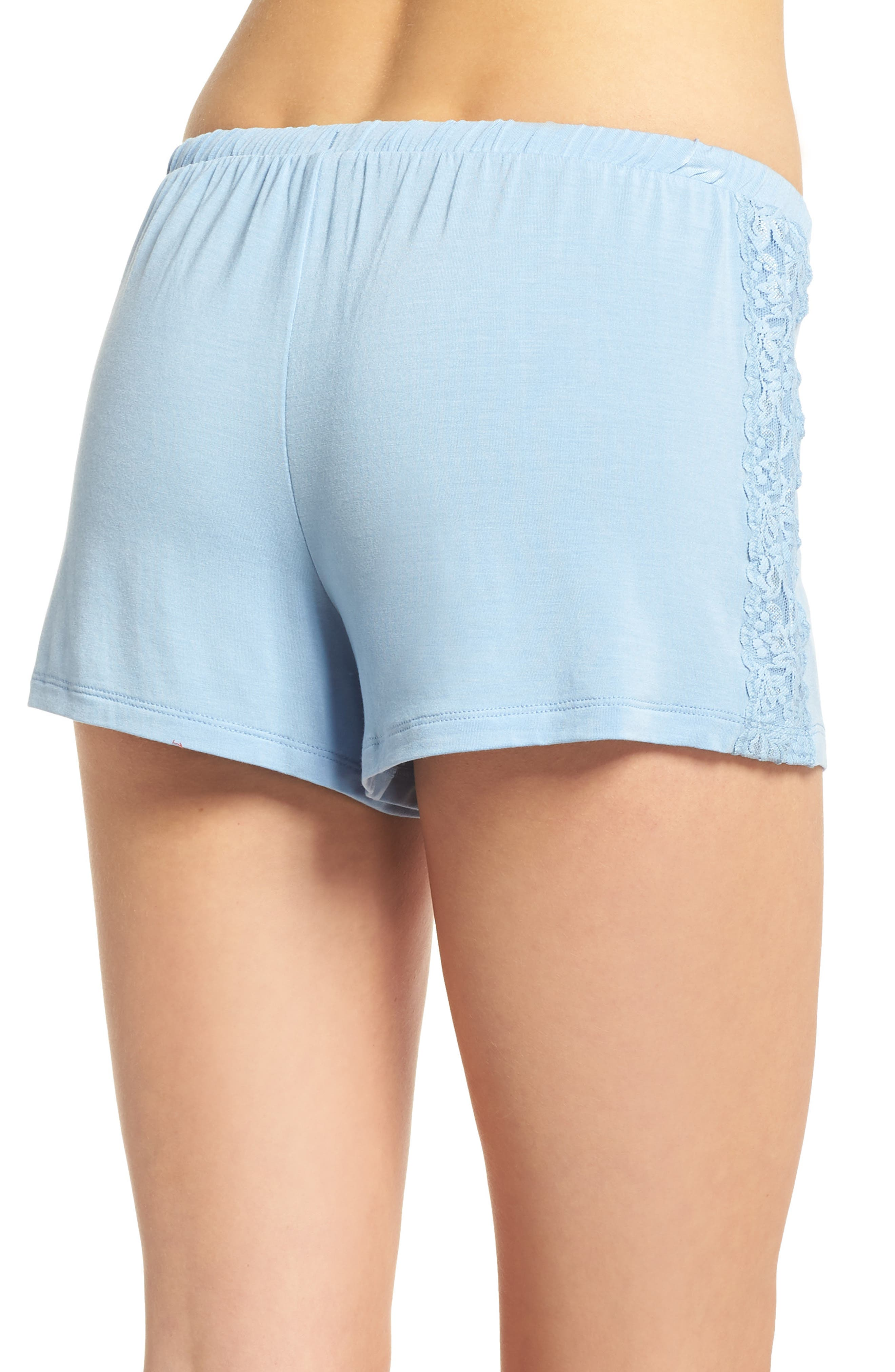 Pajama Shorts,                             Alternate thumbnail 2, color,                             400