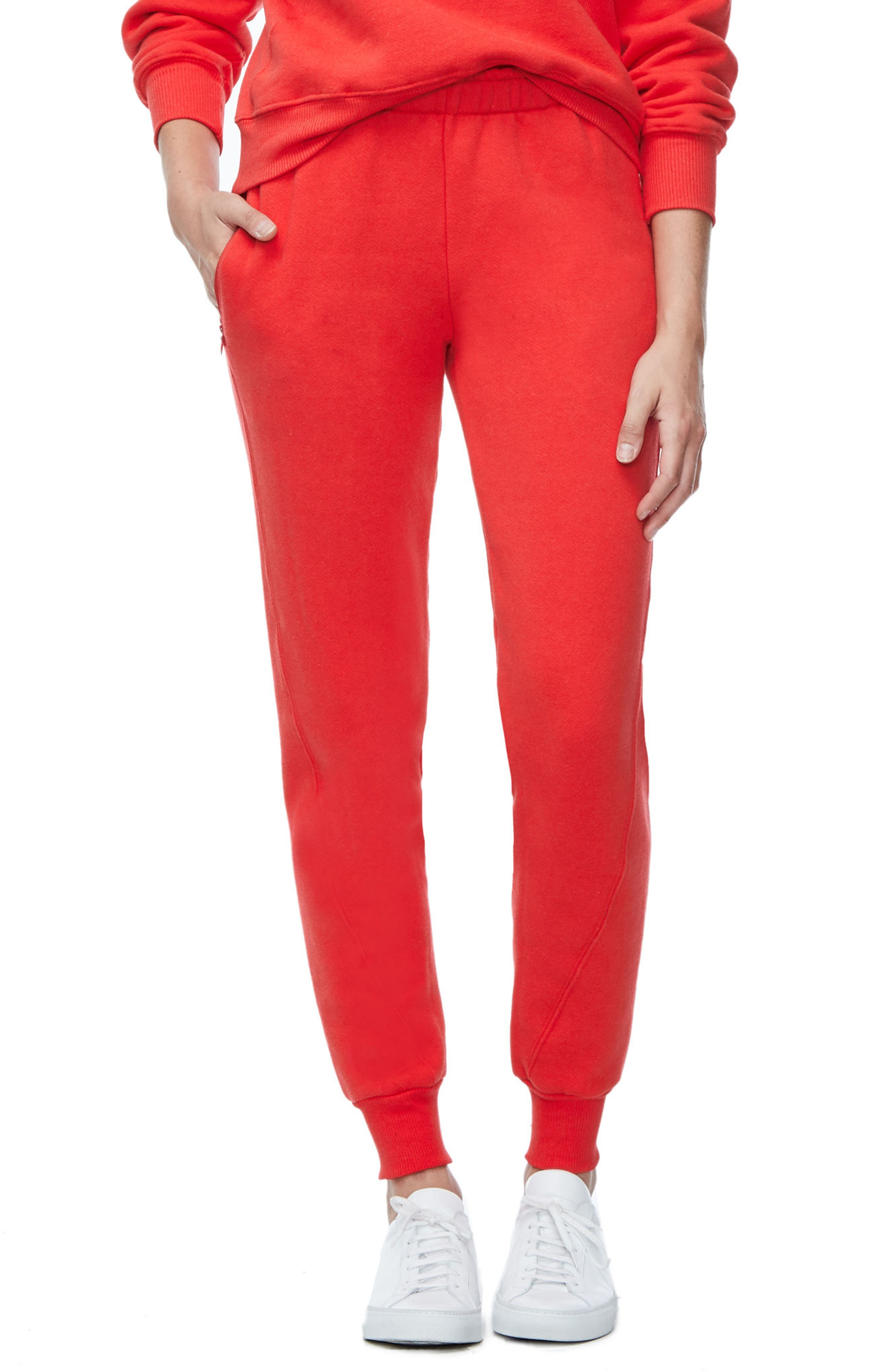 Good Sweats The Twisted Seam Pants,                             Alternate thumbnail 6, color,