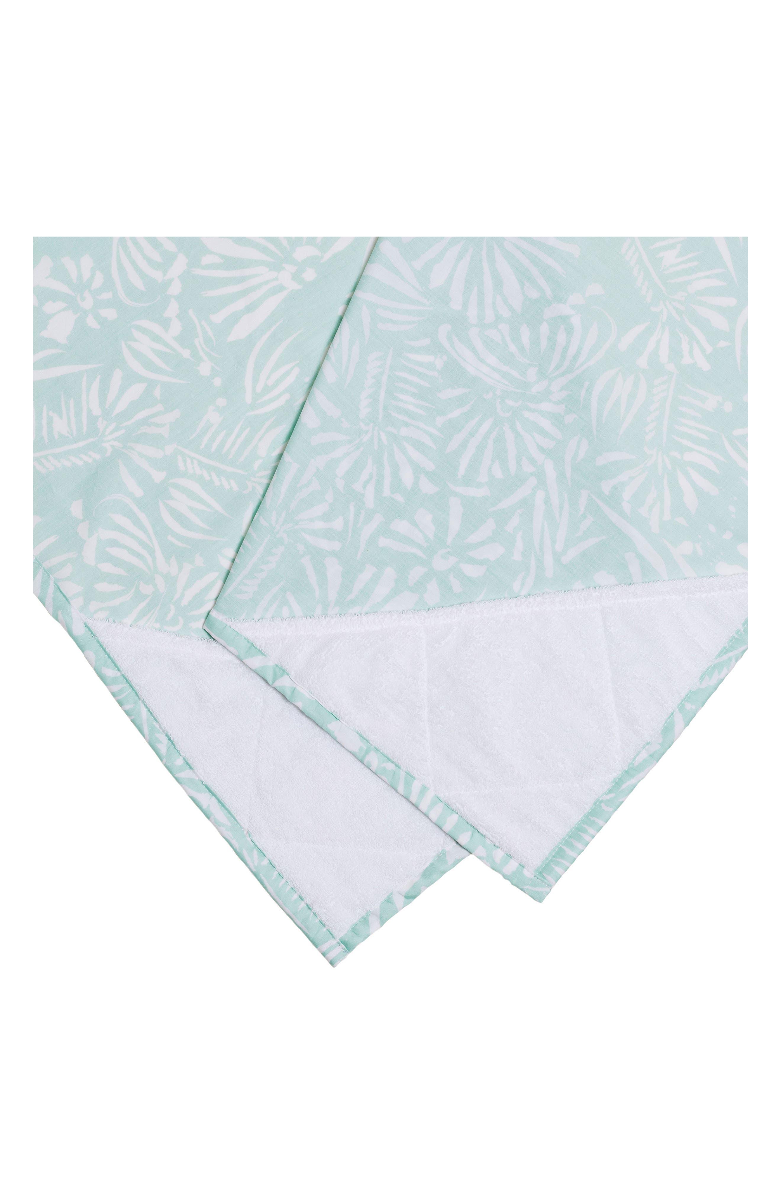 Nursing Cover & Burp Cloth Set,                             Alternate thumbnail 2, color,                             400
