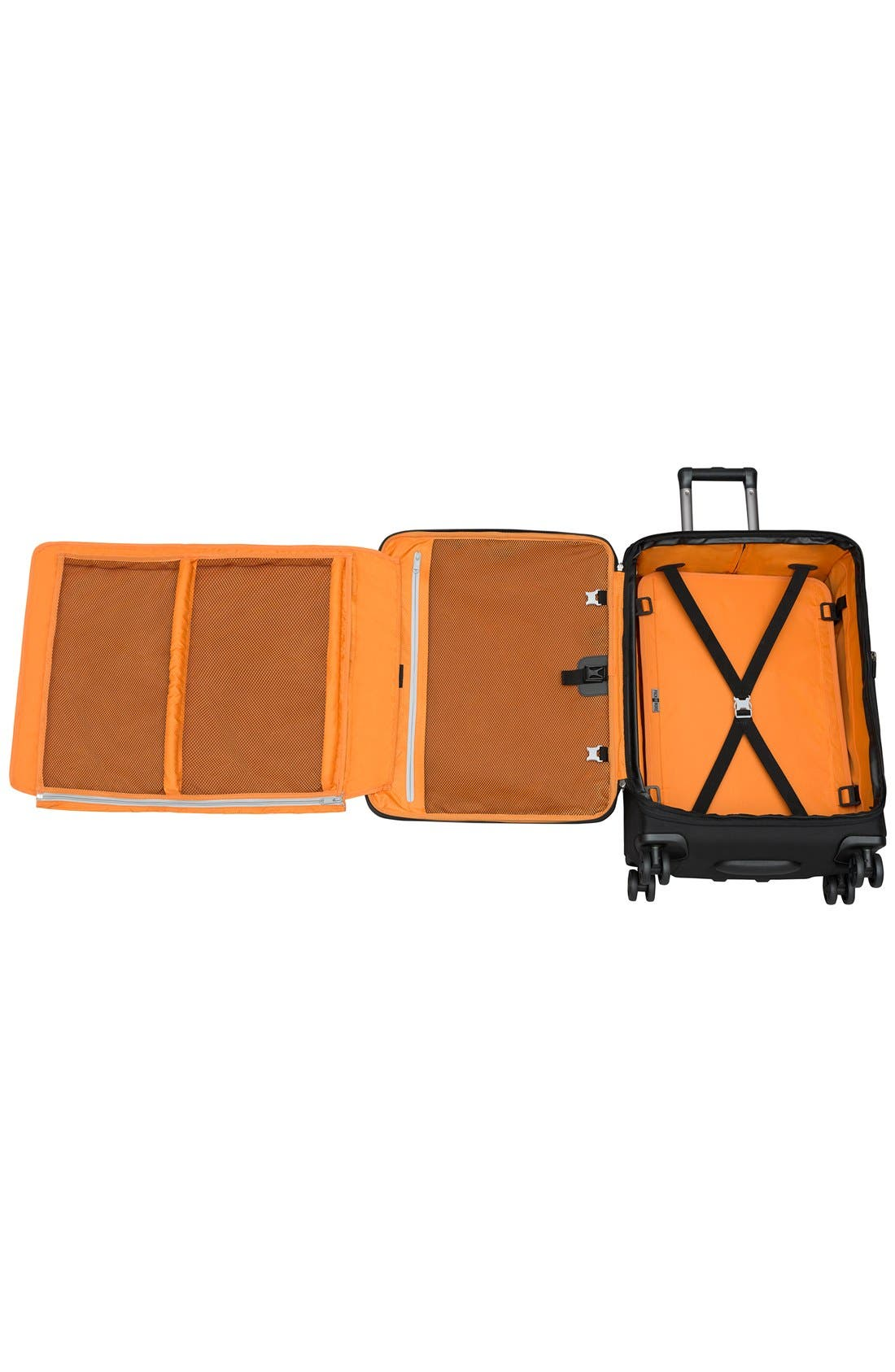 WT 5.0 Dual Caster Wheeled 24-Inch Packing Case,                             Alternate thumbnail 8, color,