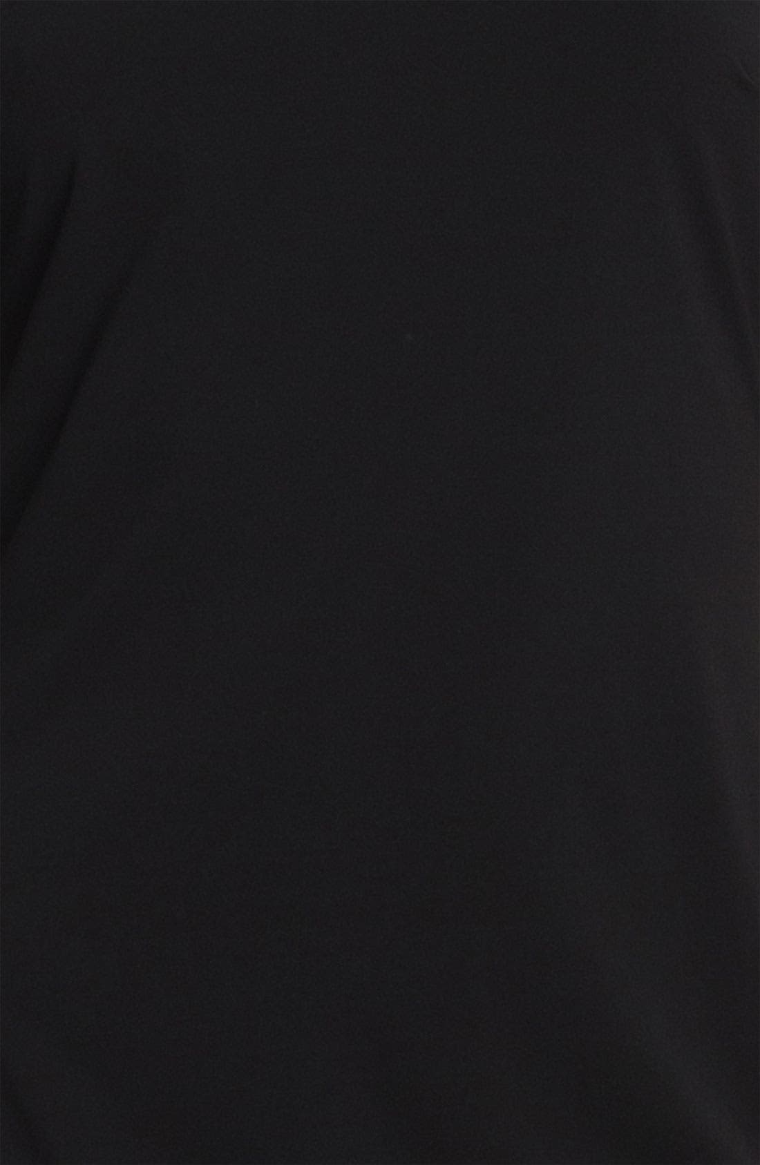 Sleeveless Sheath Dress,                             Alternate thumbnail 3, color,                             001