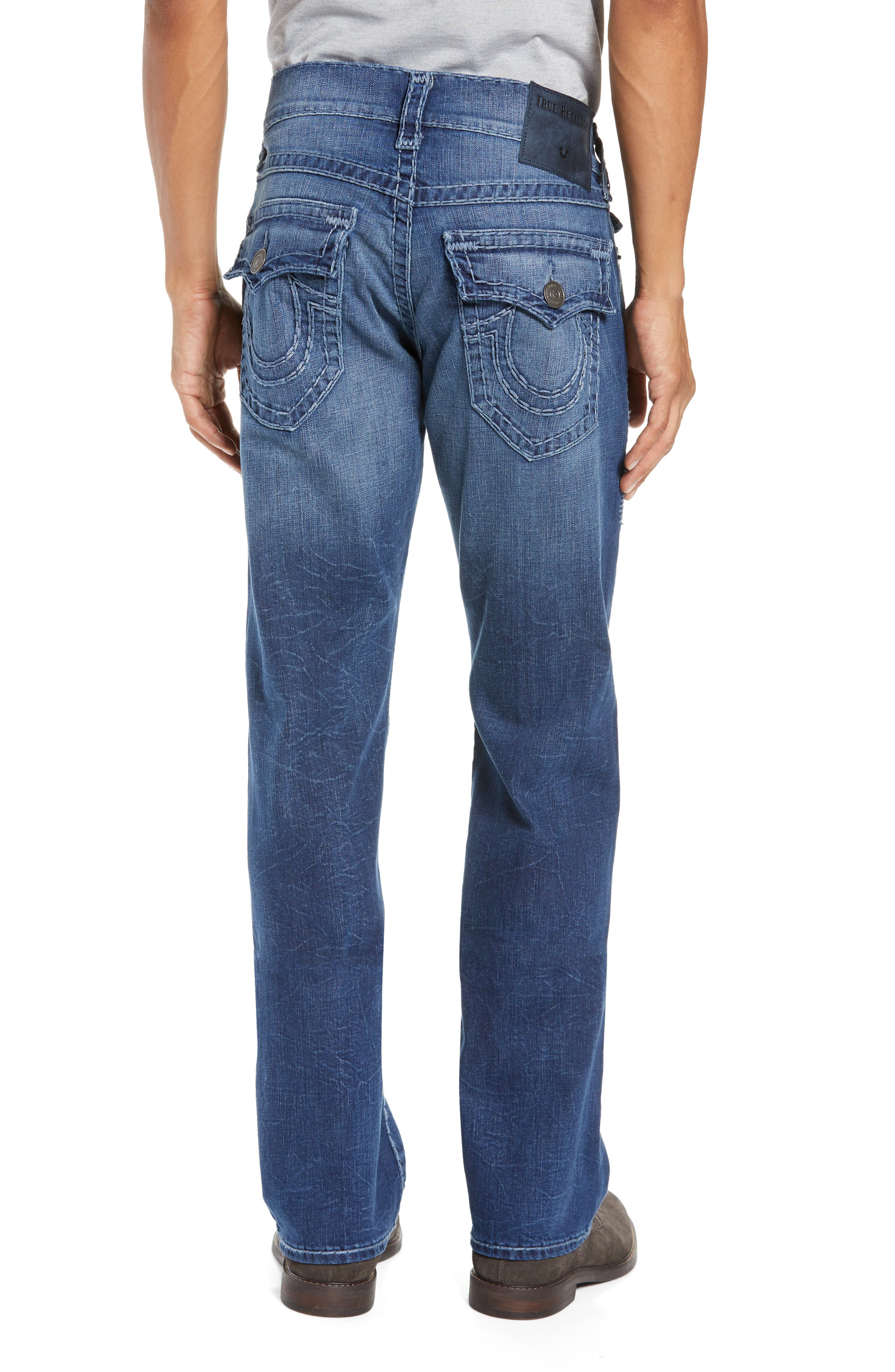Ricky Relaxed Fit Jeans,                             Alternate thumbnail 2, color,                             HIGH FREQUENCY