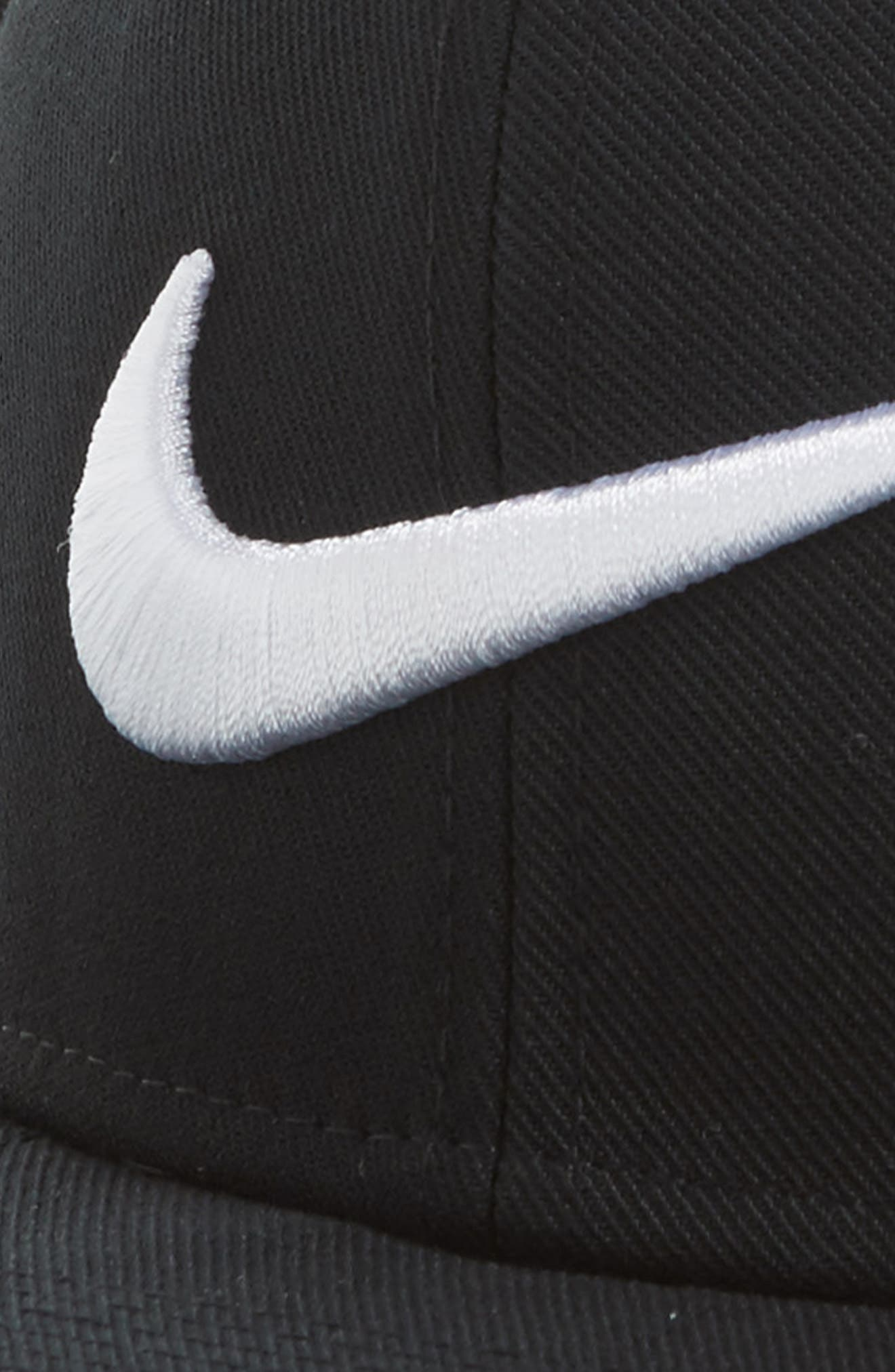 Pro Swoosh Classic Baseball Cap,                             Alternate thumbnail 3, color,                             011