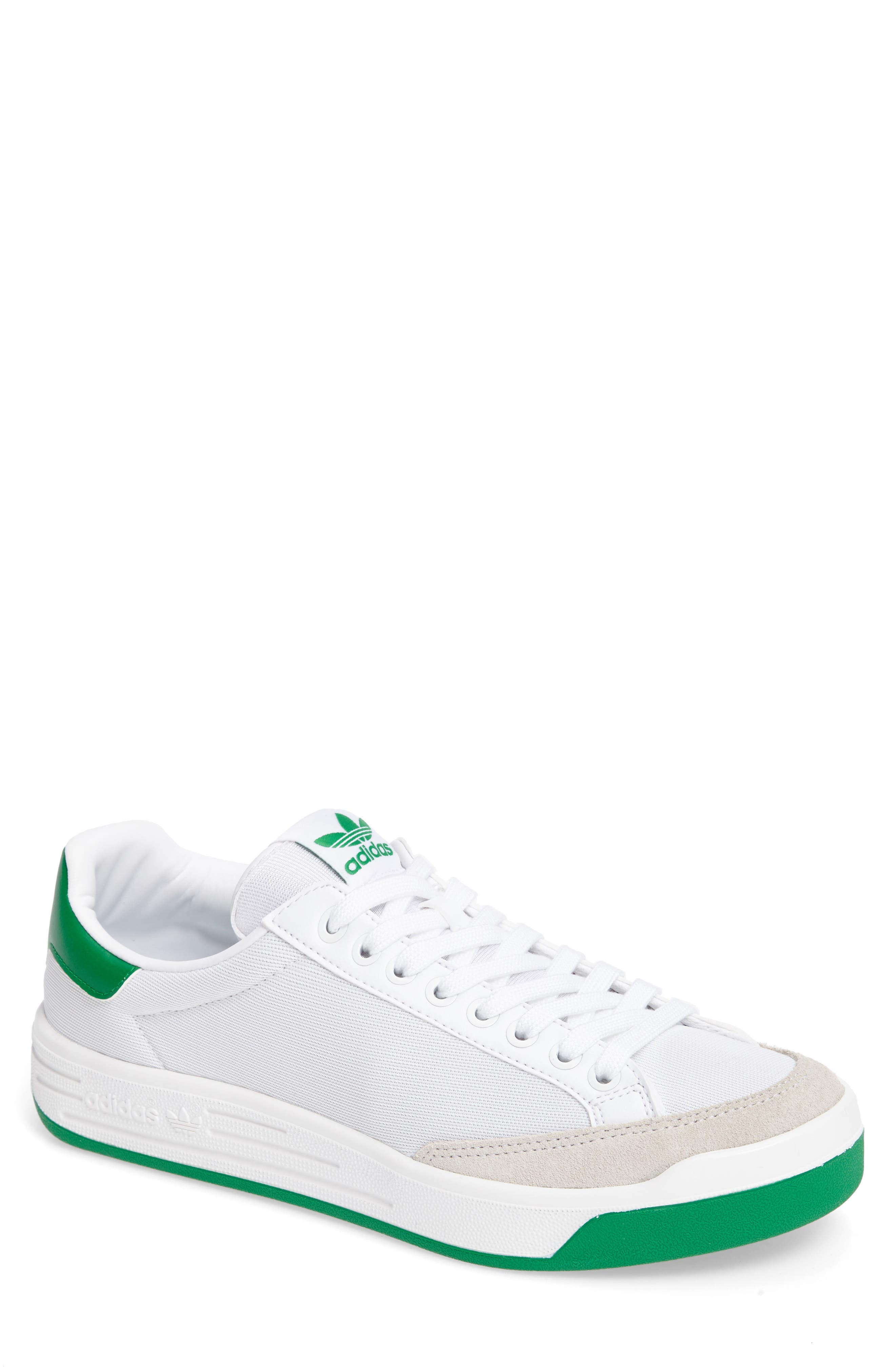 ADIDAS,                             Rod Laver Super Sneaker,                             Main thumbnail 1, color,                             100