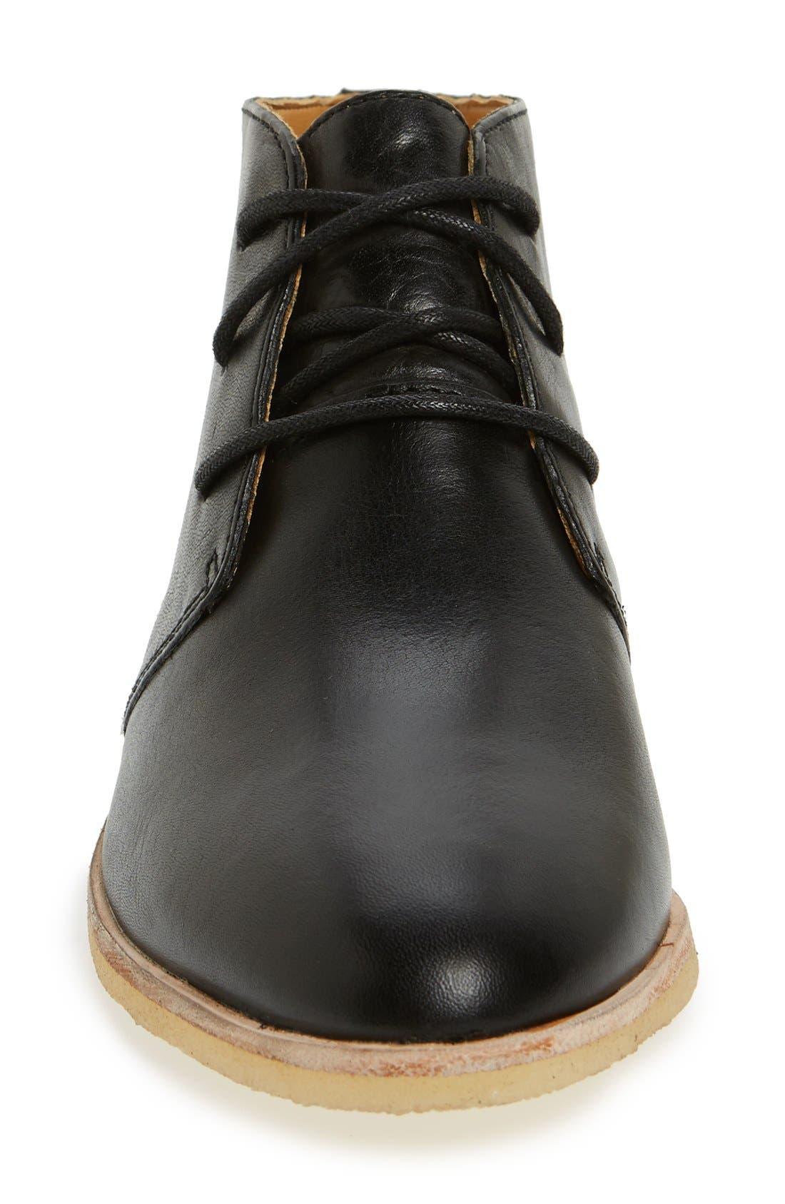 CLARKS<SUP>®</SUP>,                             'Phenia' Desert Boot,                             Alternate thumbnail 3, color,                             003