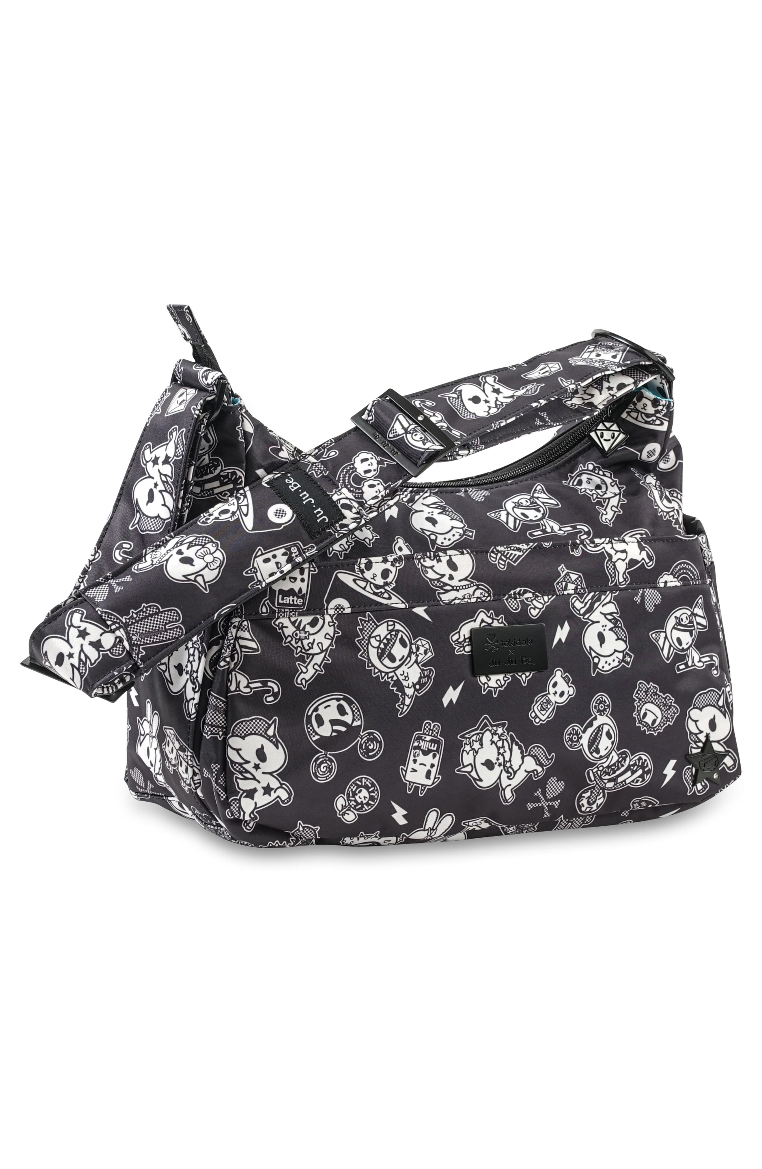tokidoki x Ju-Ju-Be 'HoboBe' Diaper Bag,                             Alternate thumbnail 2, color,                             009