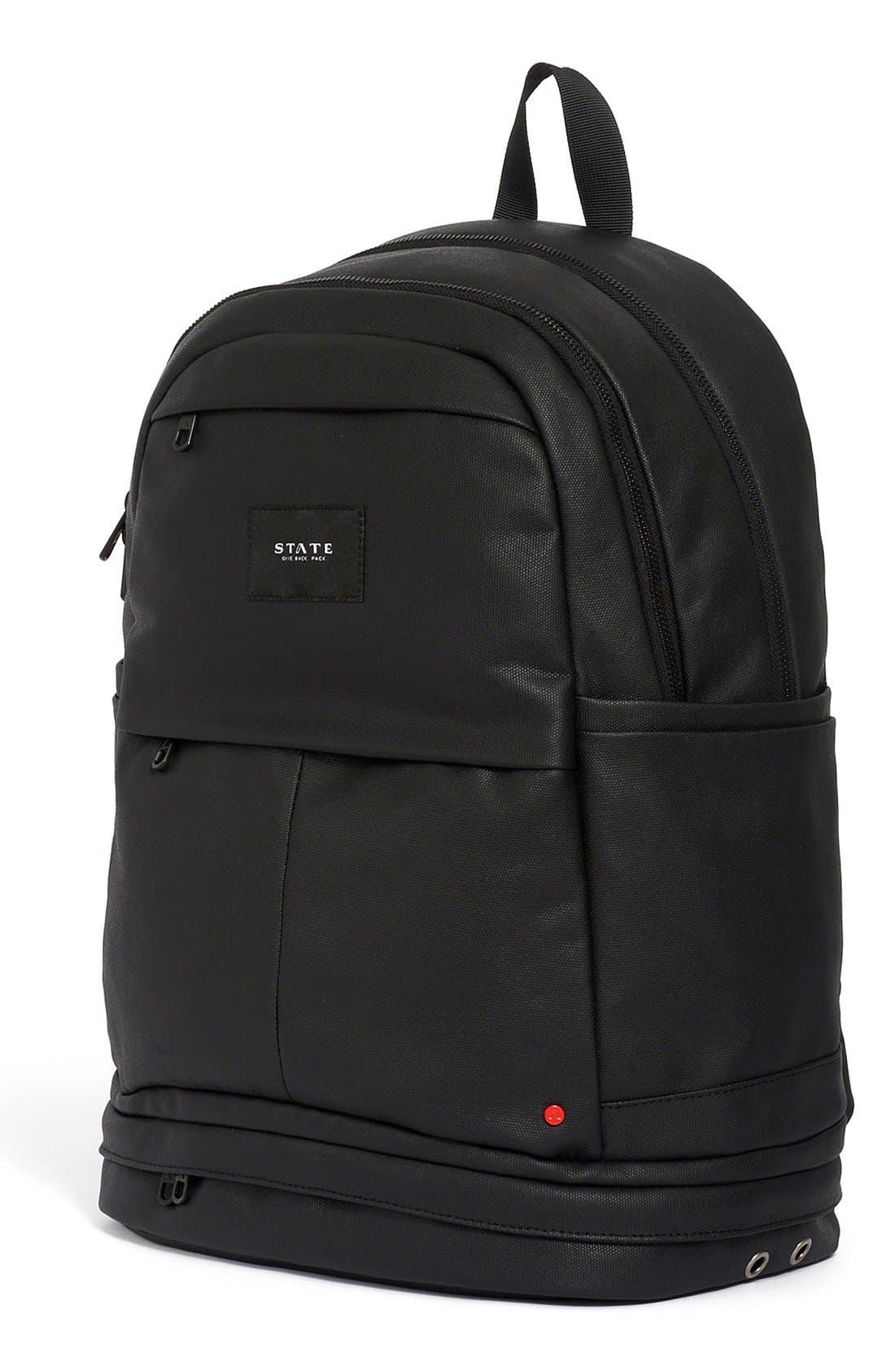 STATE BAGS,                             'Lenox' Backpack,                             Alternate thumbnail 2, color,                             001