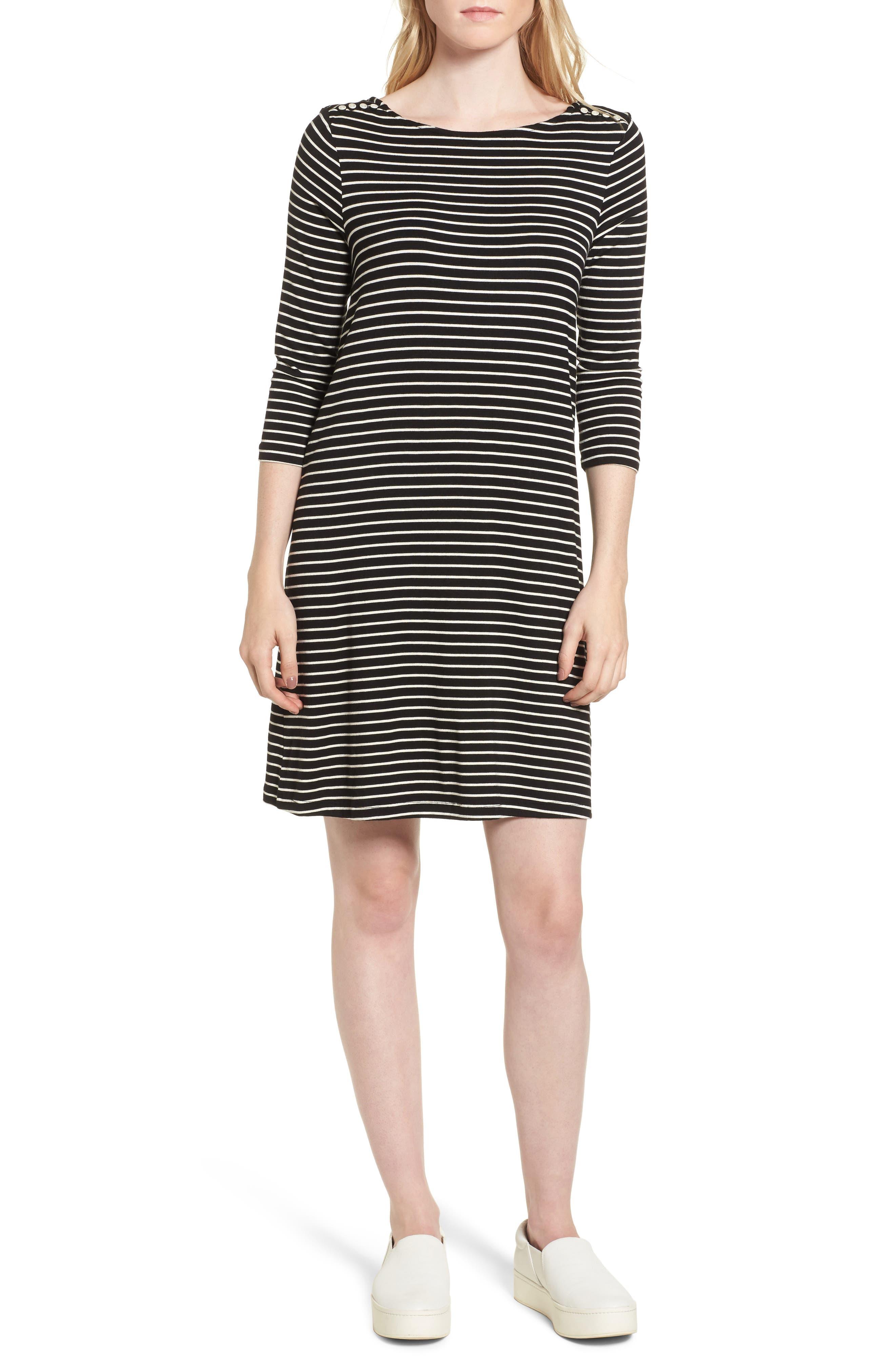Rafaela Knit Dress,                         Main,                         color, 010