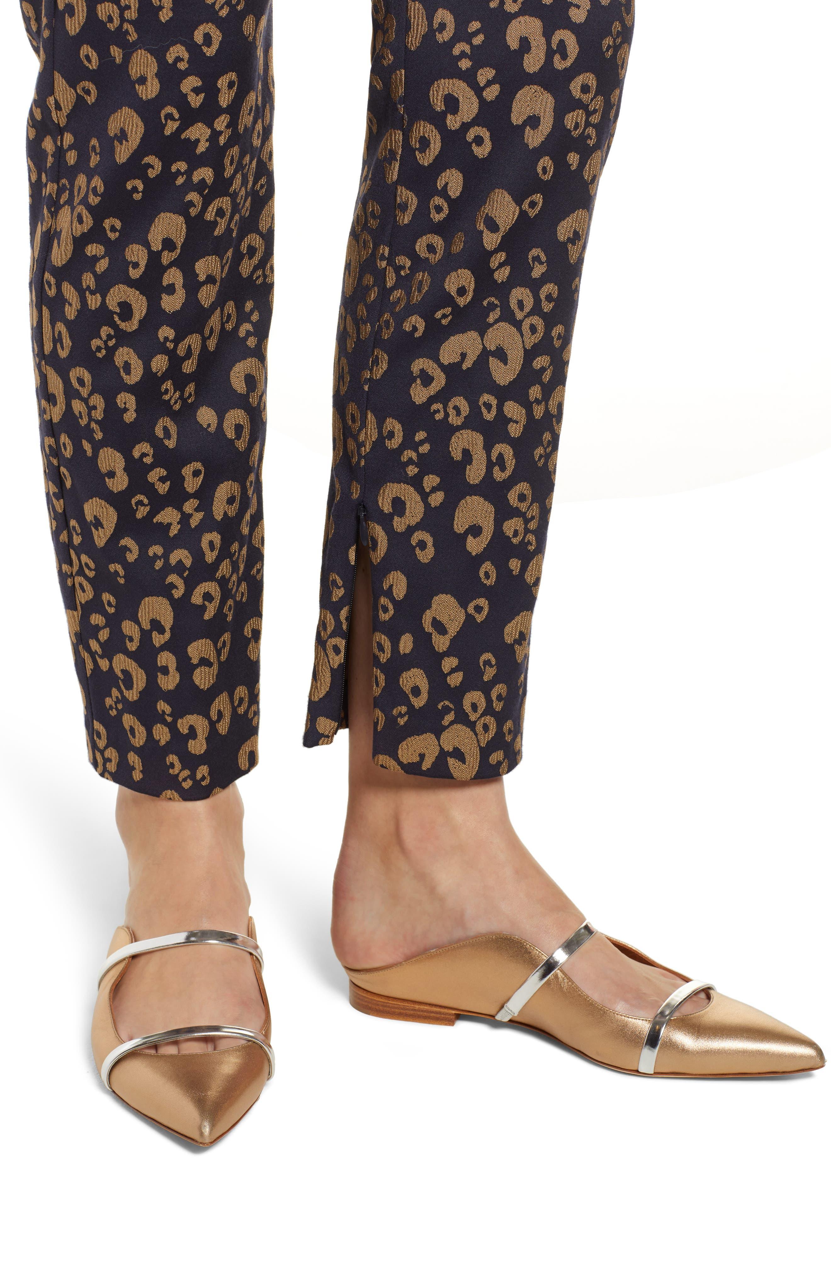 Jacquard Pants,                             Alternate thumbnail 4, color,                             421