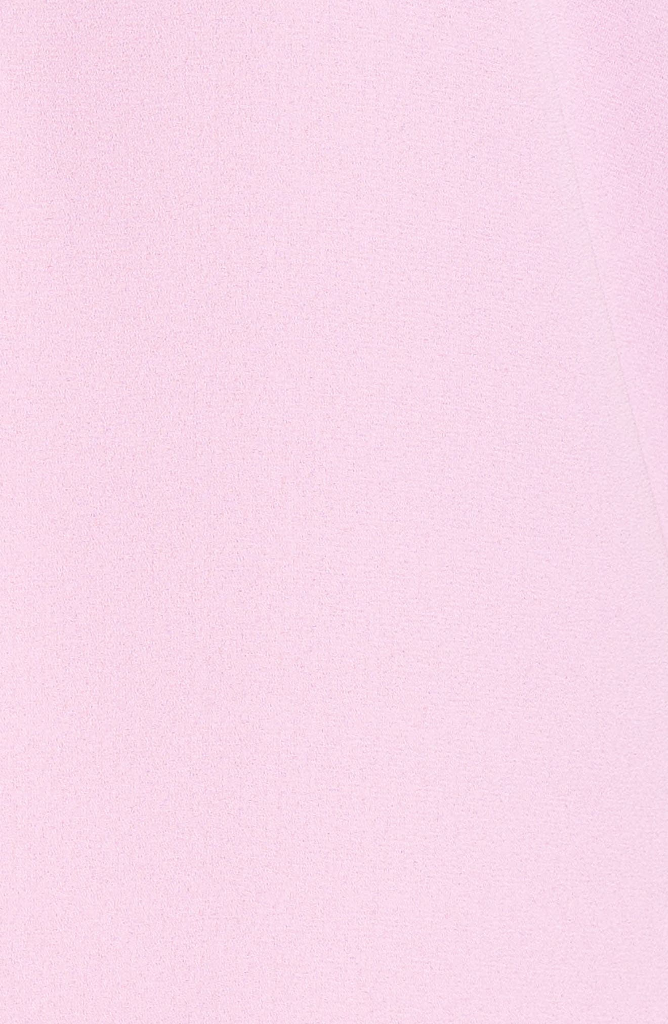 Pleat Back Sleeveless Split Neck Blouse,                             Alternate thumbnail 281, color,