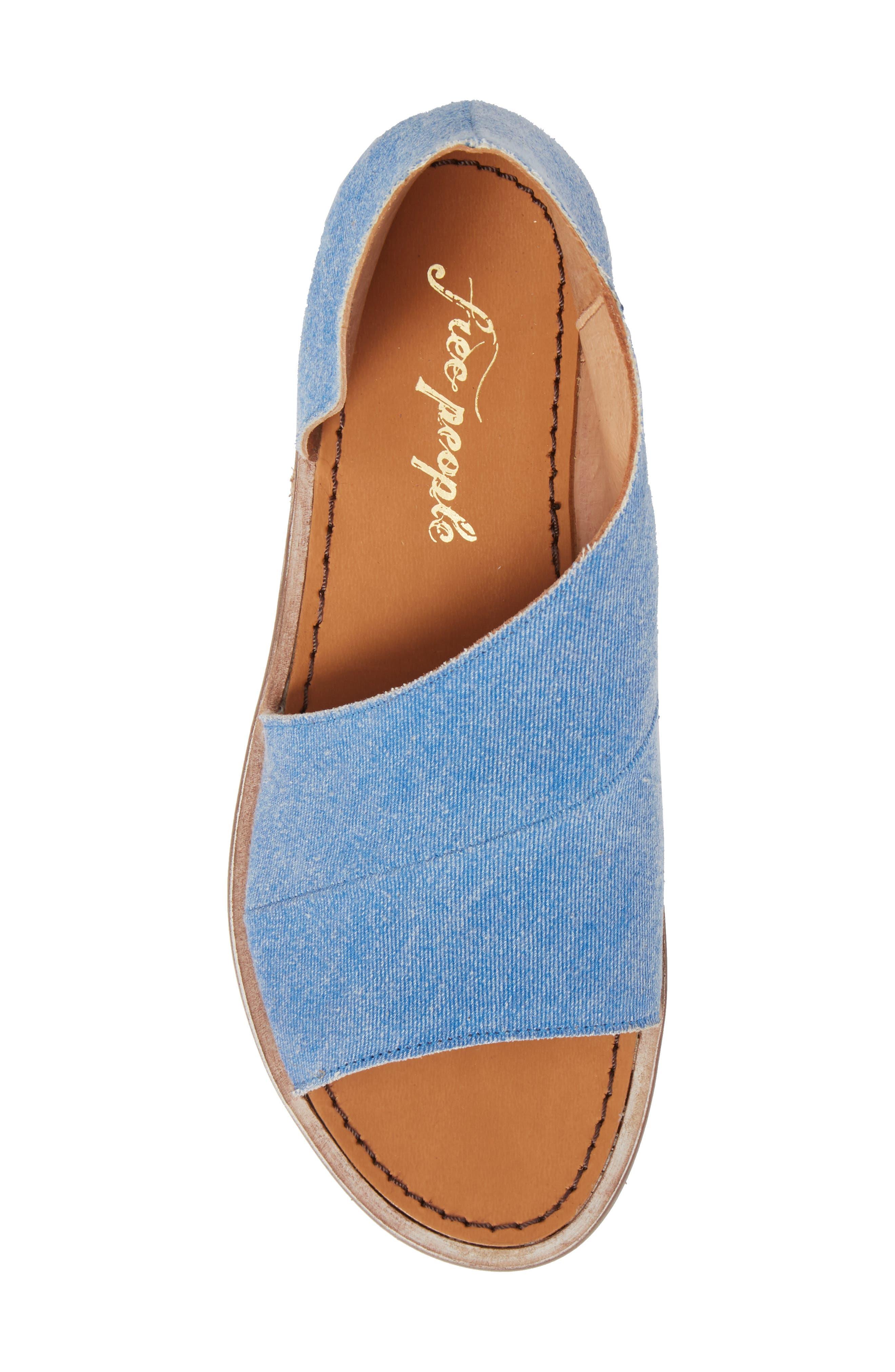 'Mont Blanc' Asymmetrical Sandal,                             Alternate thumbnail 57, color,