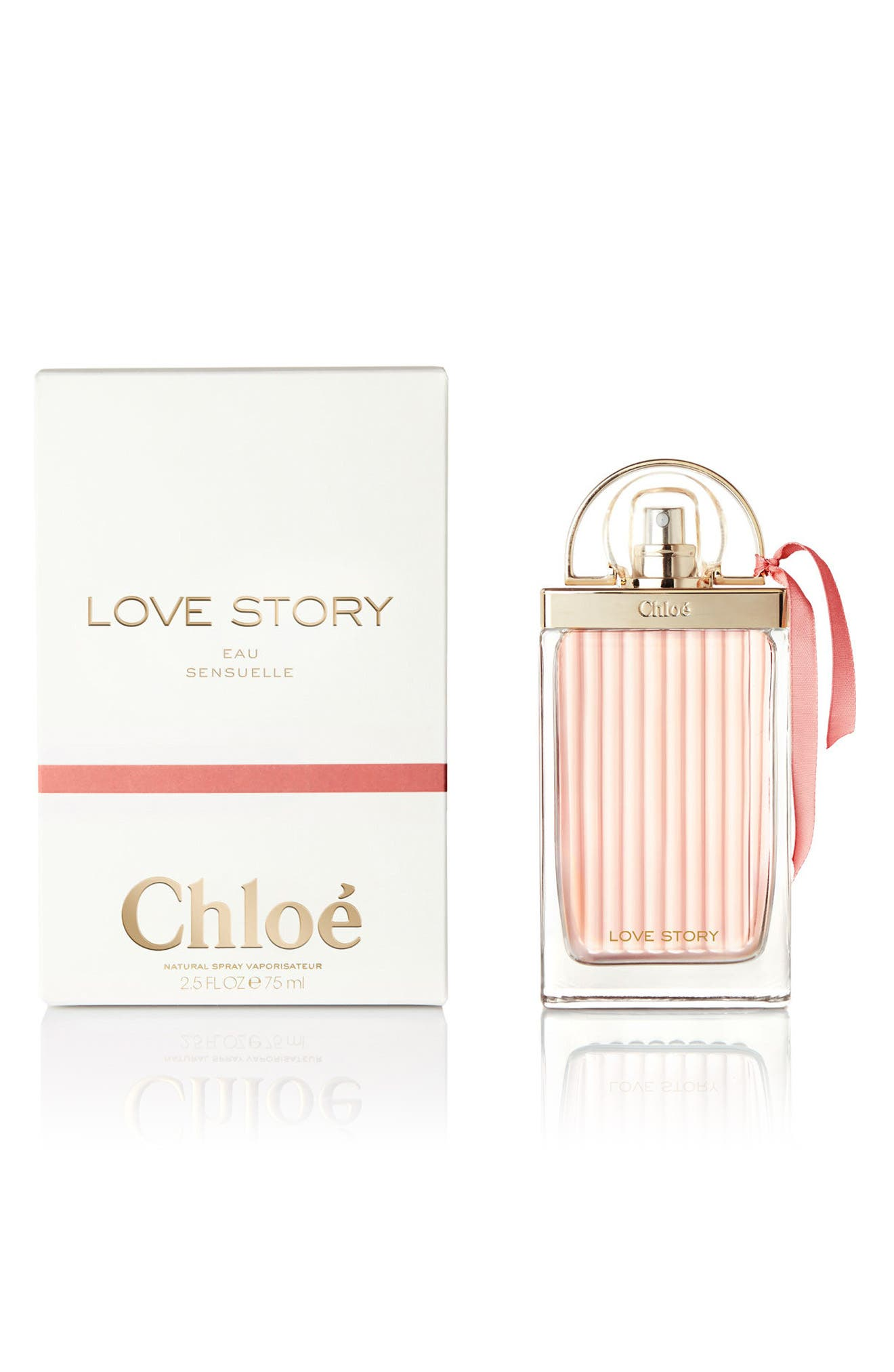 Love Story Eau Sensualle Eau de Parfum,                             Main thumbnail 1, color,                             NO COLOR