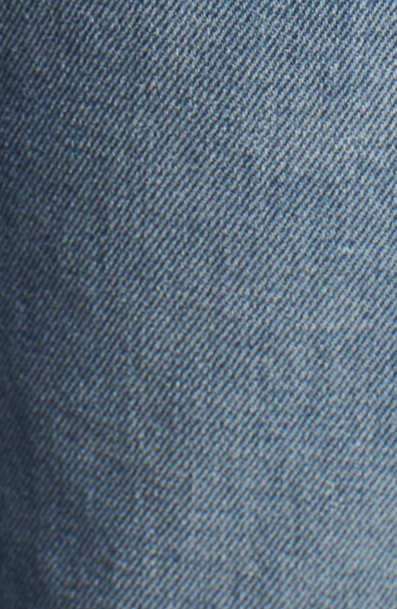 Slimmy Slim Fit Jeans,                             Alternate thumbnail 5, color,                             400