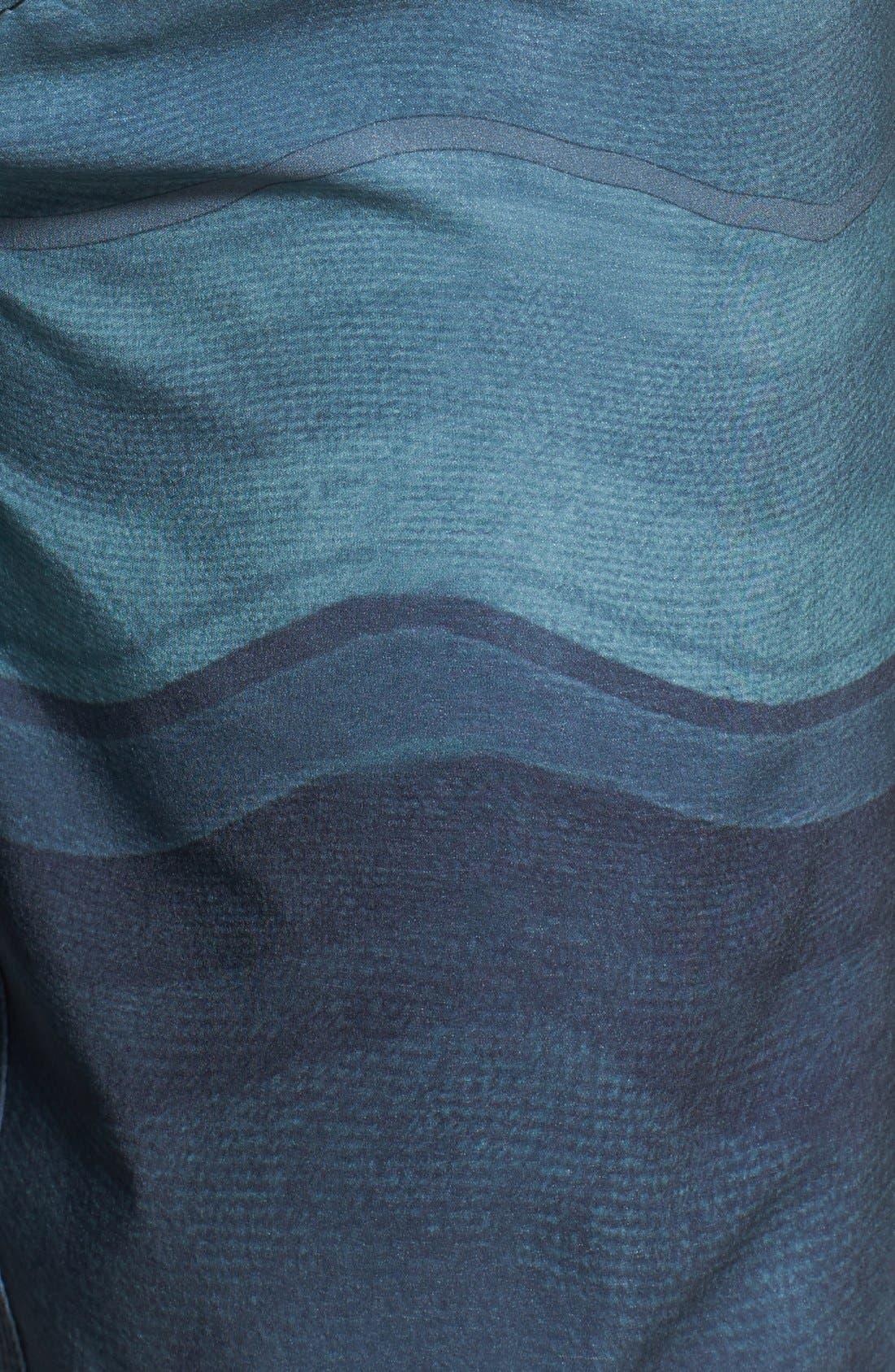 'Sediment' Stretch Board Shorts,                             Alternate thumbnail 24, color,